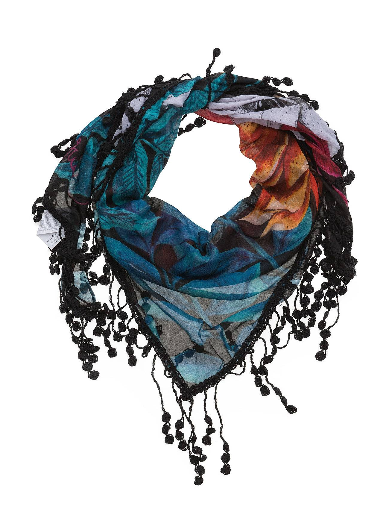 Desigual Accessories Foulard Triang Spring Exp