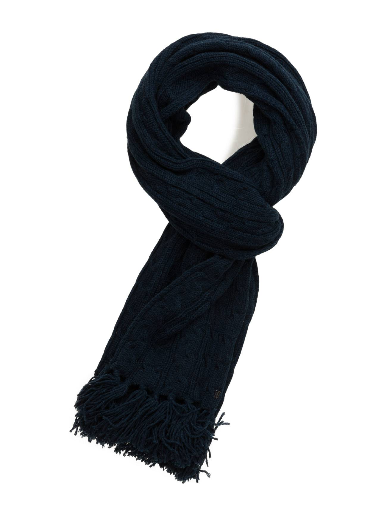 Tommy Hilfiger Luca Cable Scarf