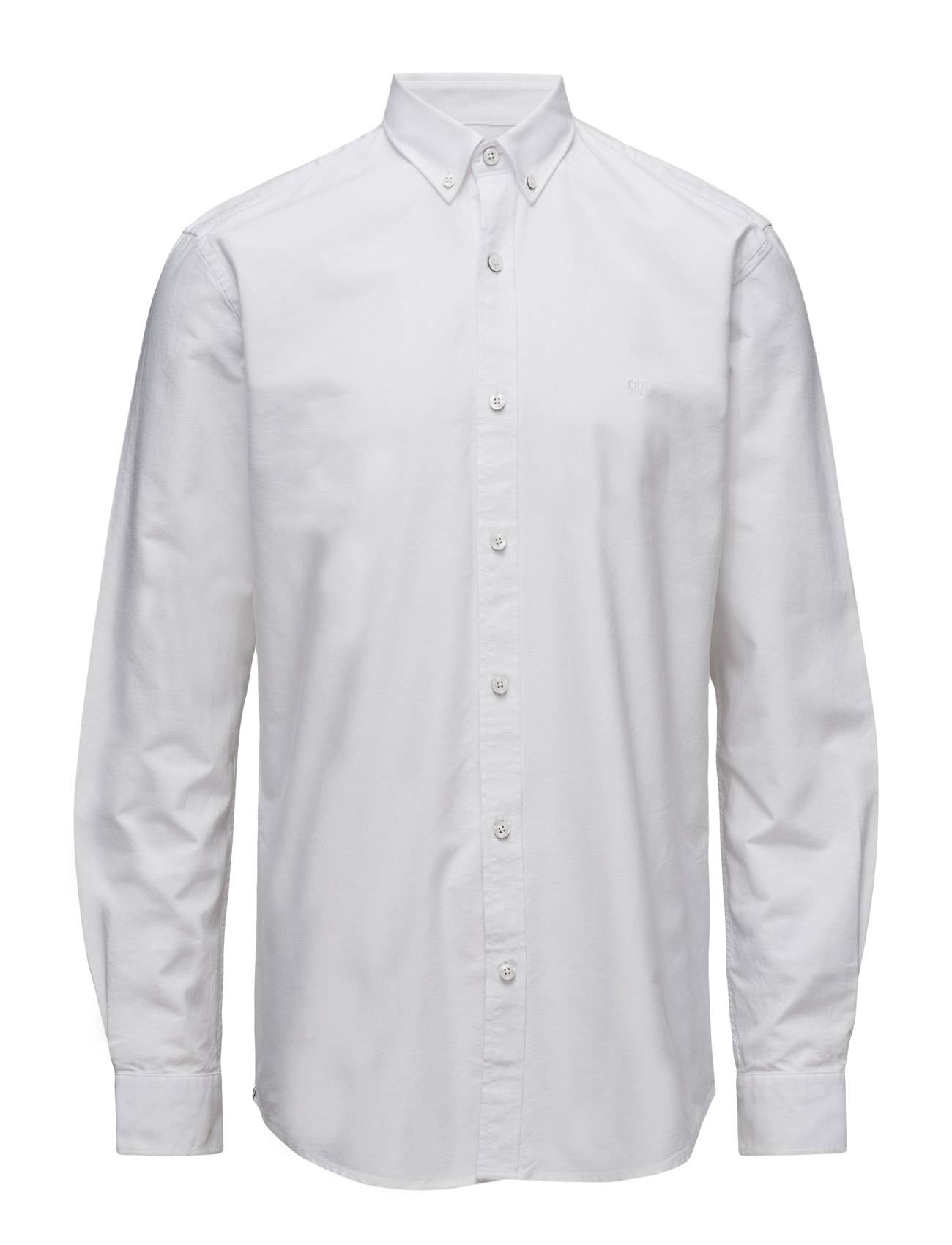 Cr7 Shirt Classic Fit Oxford