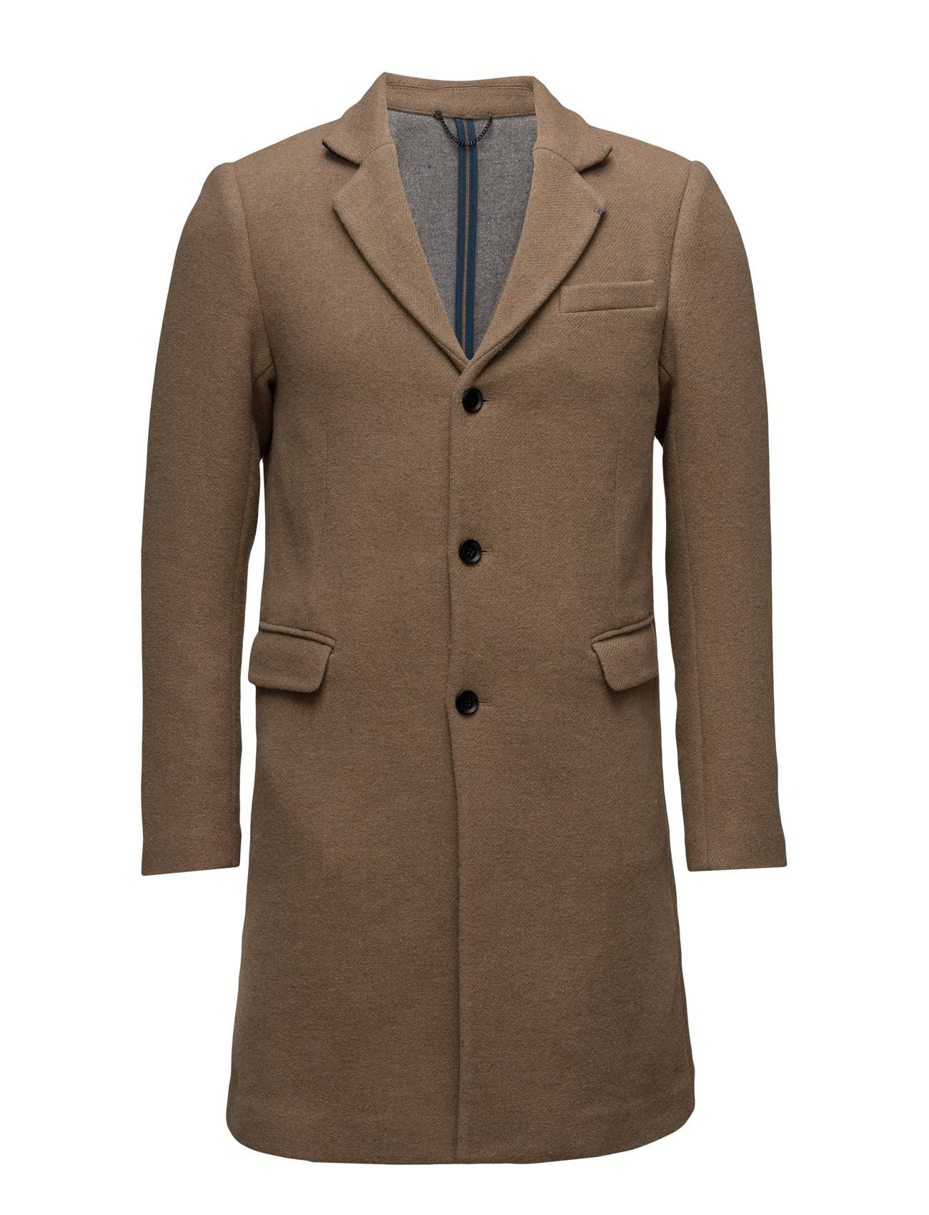 Diesel Men W-Karoll Overcoat