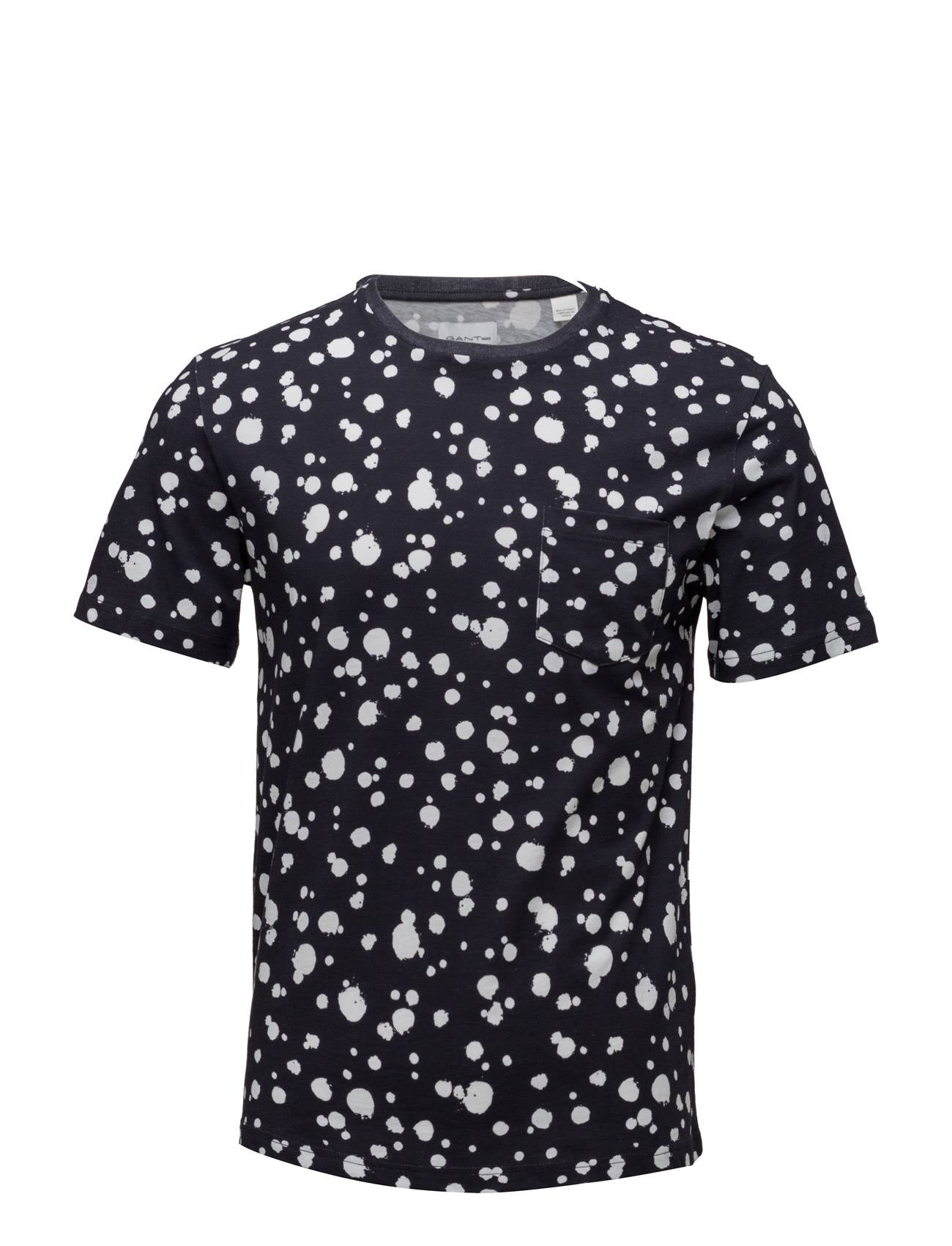 GANT Rugger R2. The Printed Organic Dot Tee