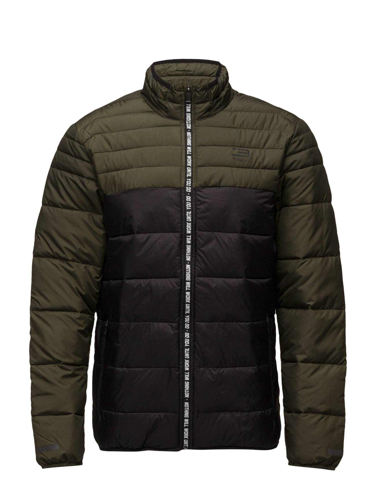 Jack & Jones Tech Jjtforce Quilted Jacket