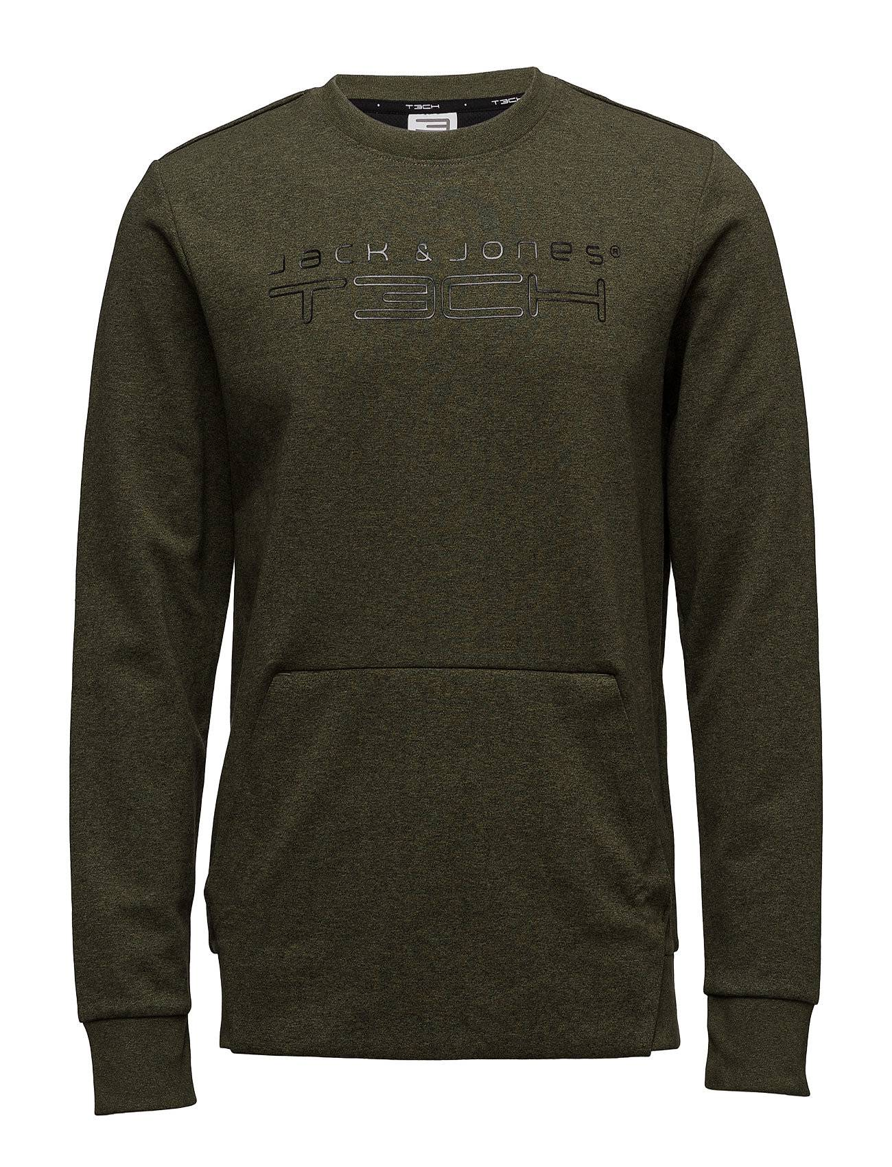 Jack & Jones Tech Jjtphil Sweat Crew Neck