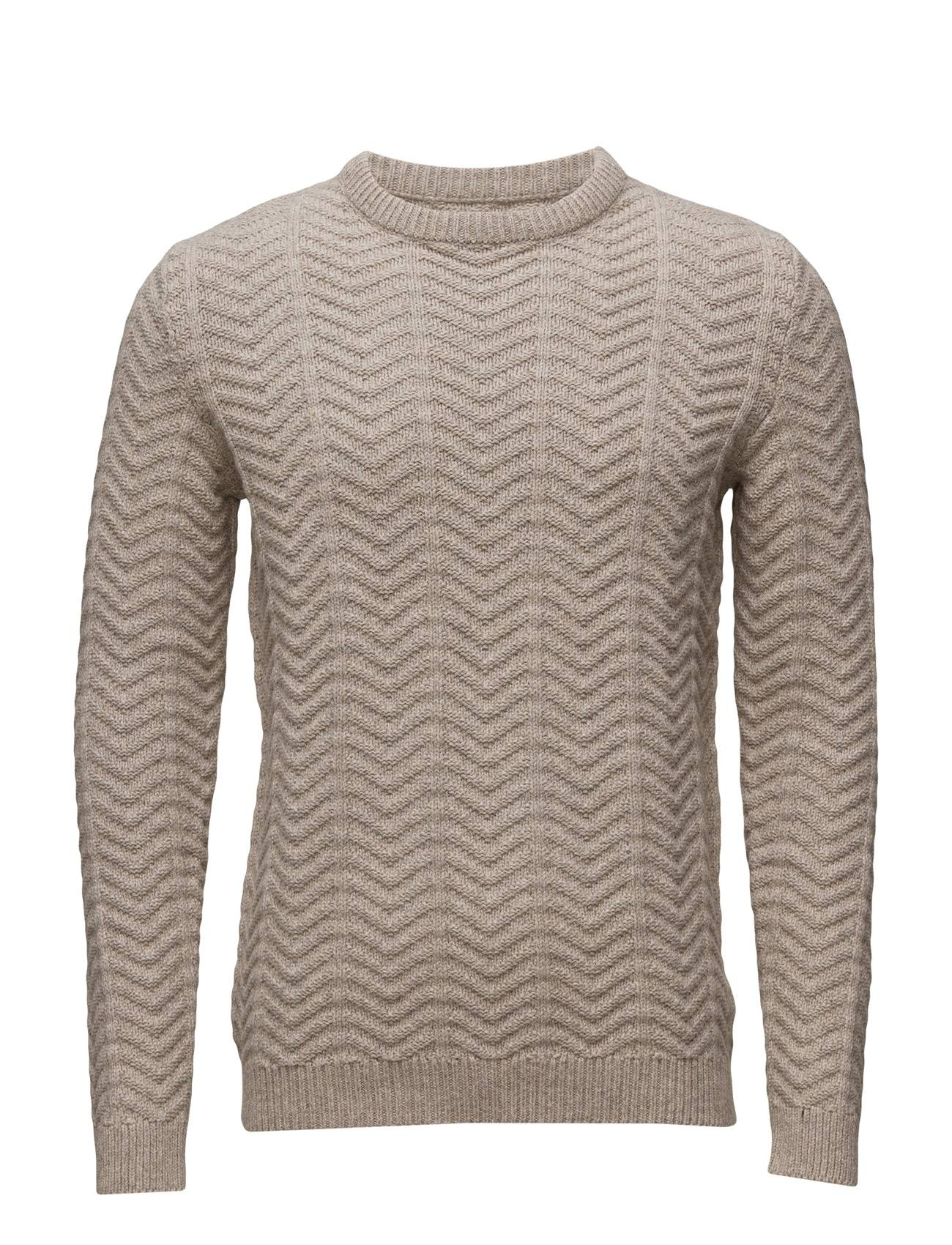 Jack & Jones Vintage Jjvgranard Knit Crew Neck