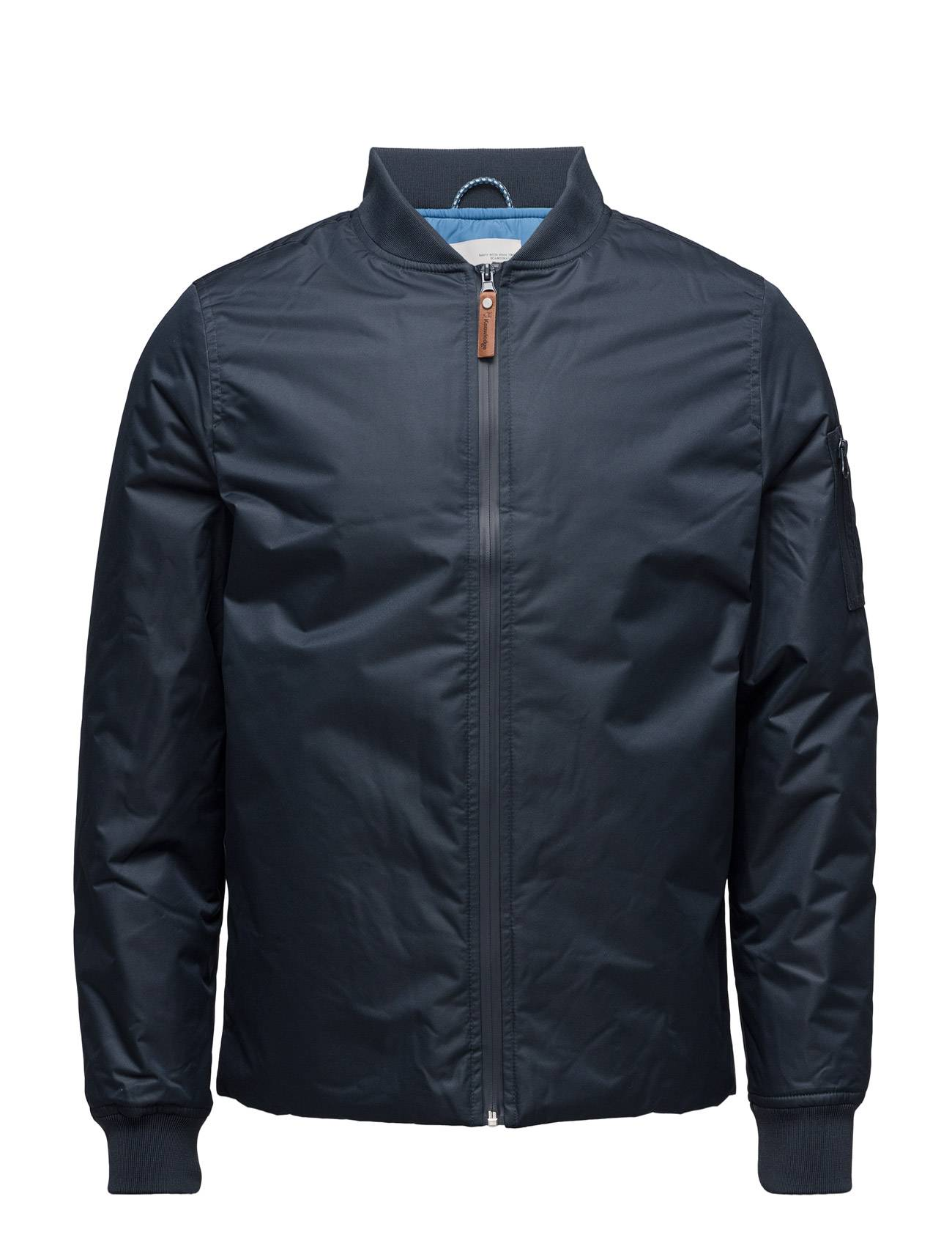 Knowledge Cotton Apparel Functional Short Jacket