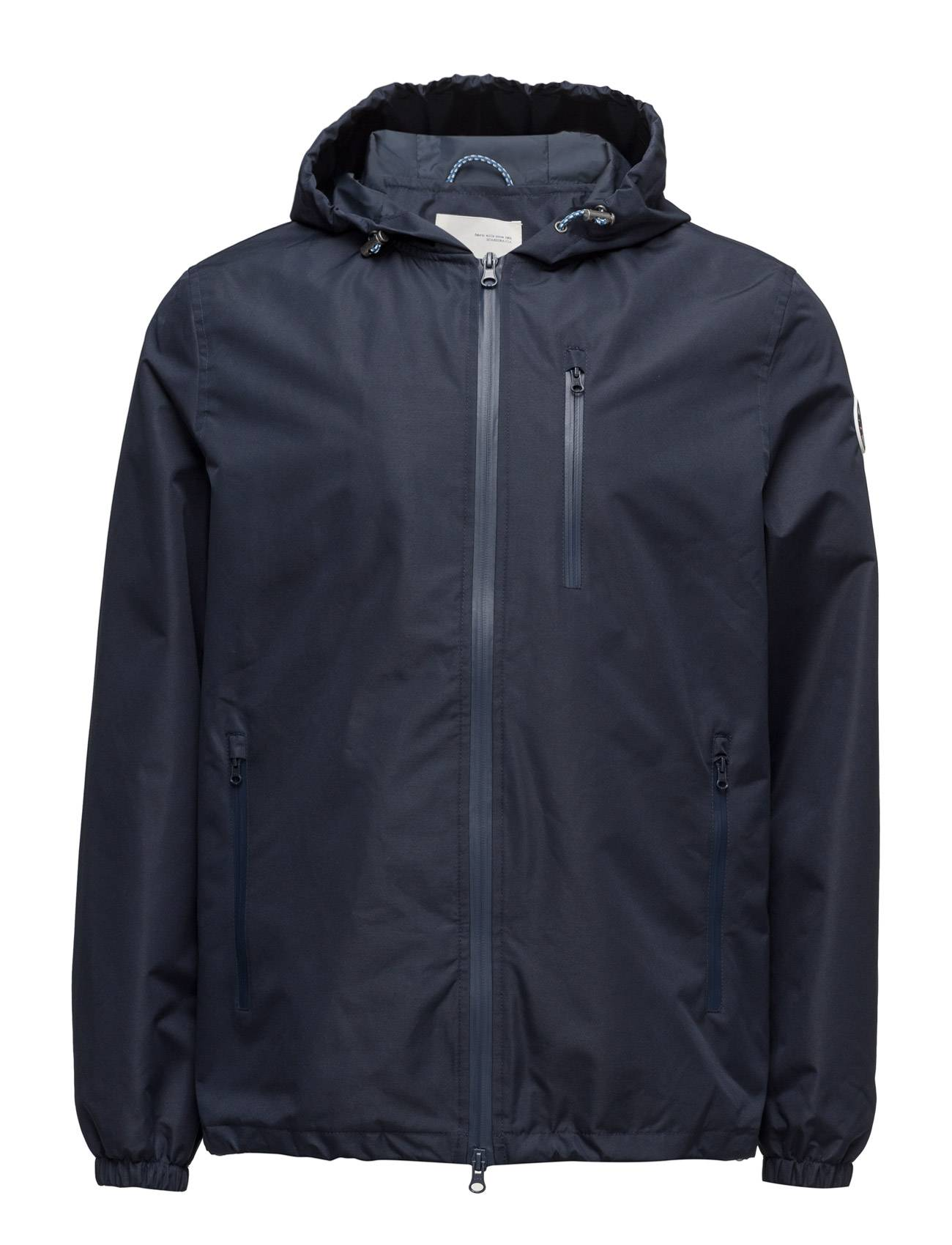 Knowledge Cotton Apparel Functional Hood Jacket - Grs