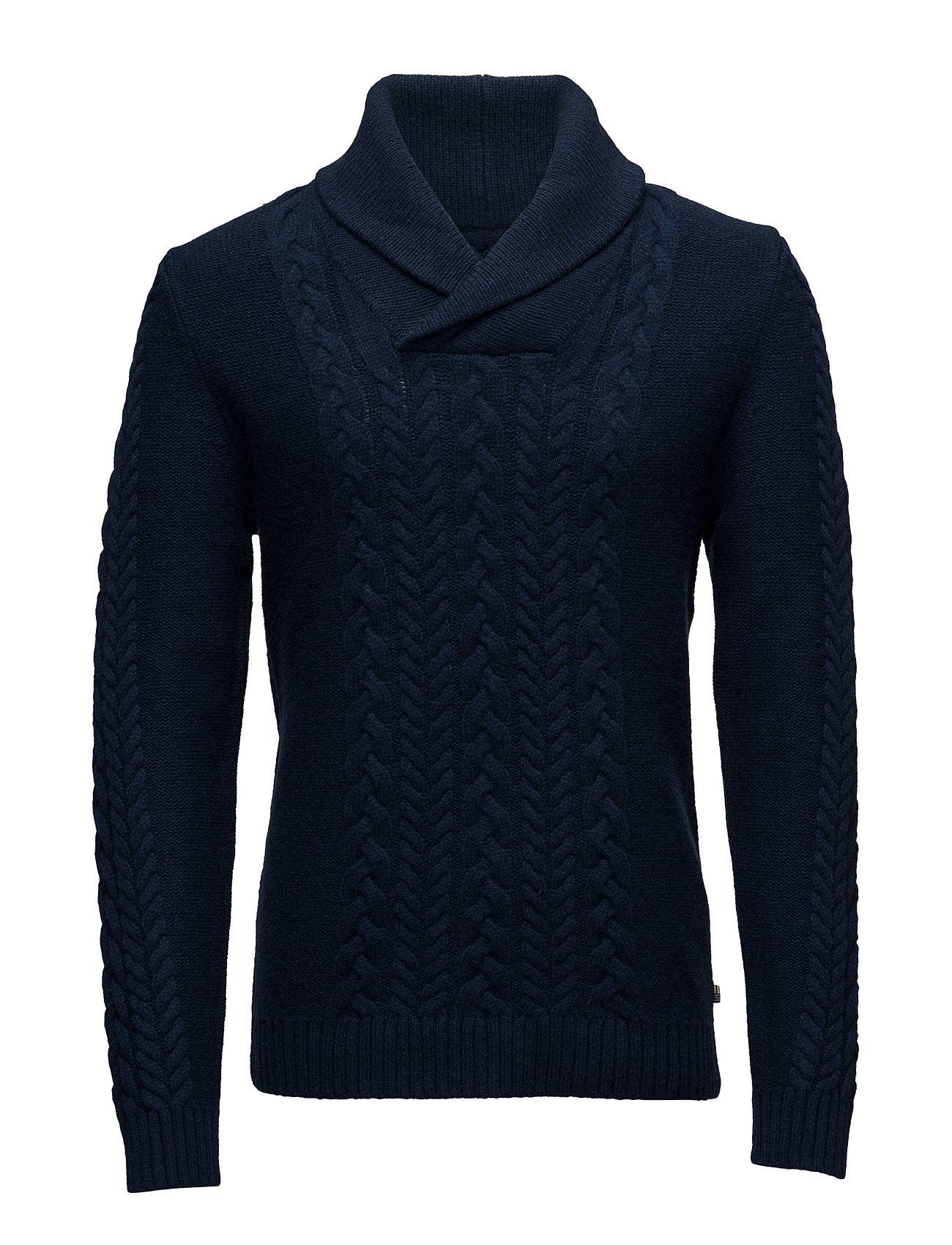 Lexington Company Gary Shawl Collar Sweater