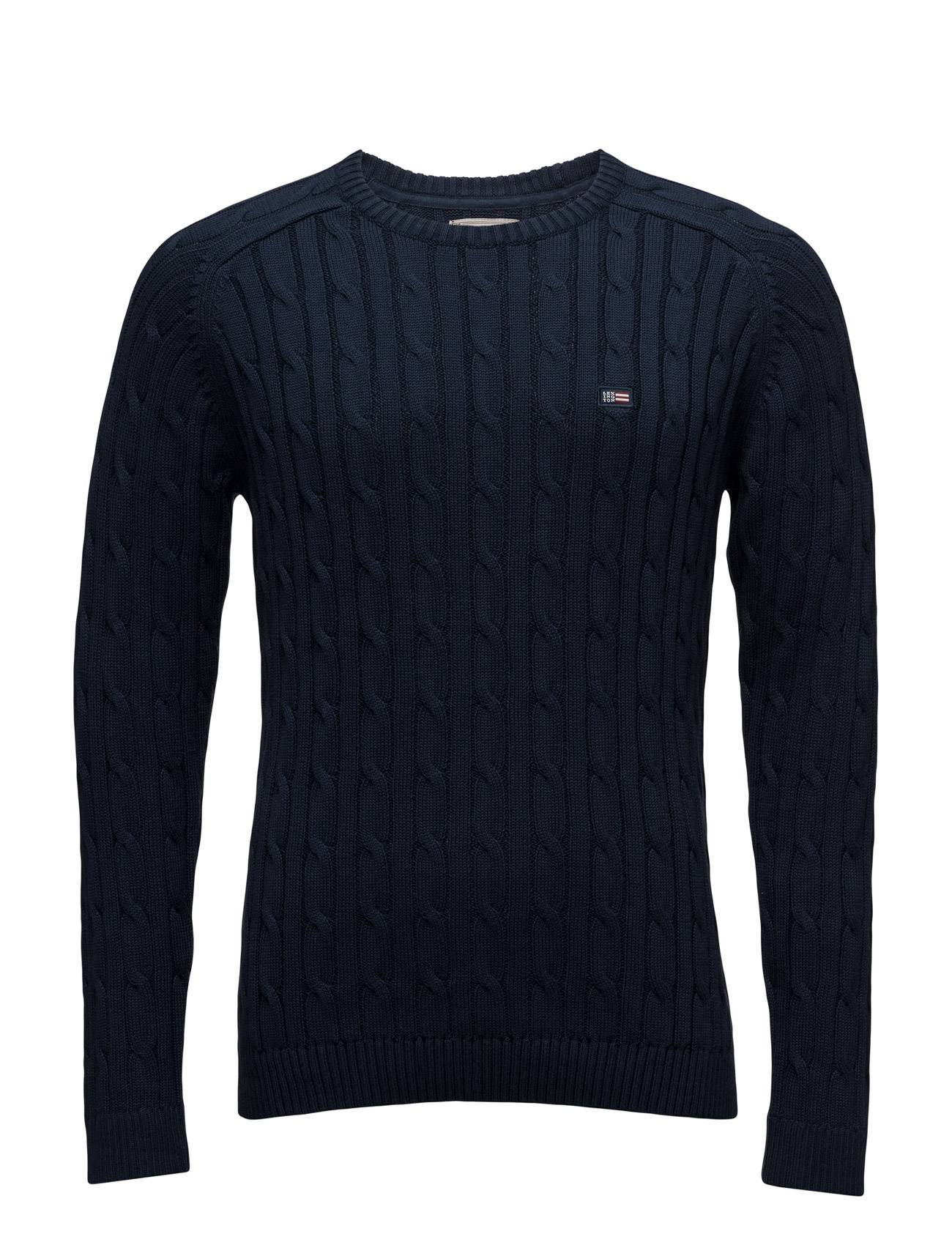Lexington Company Andrew Cotton Cable Sweater