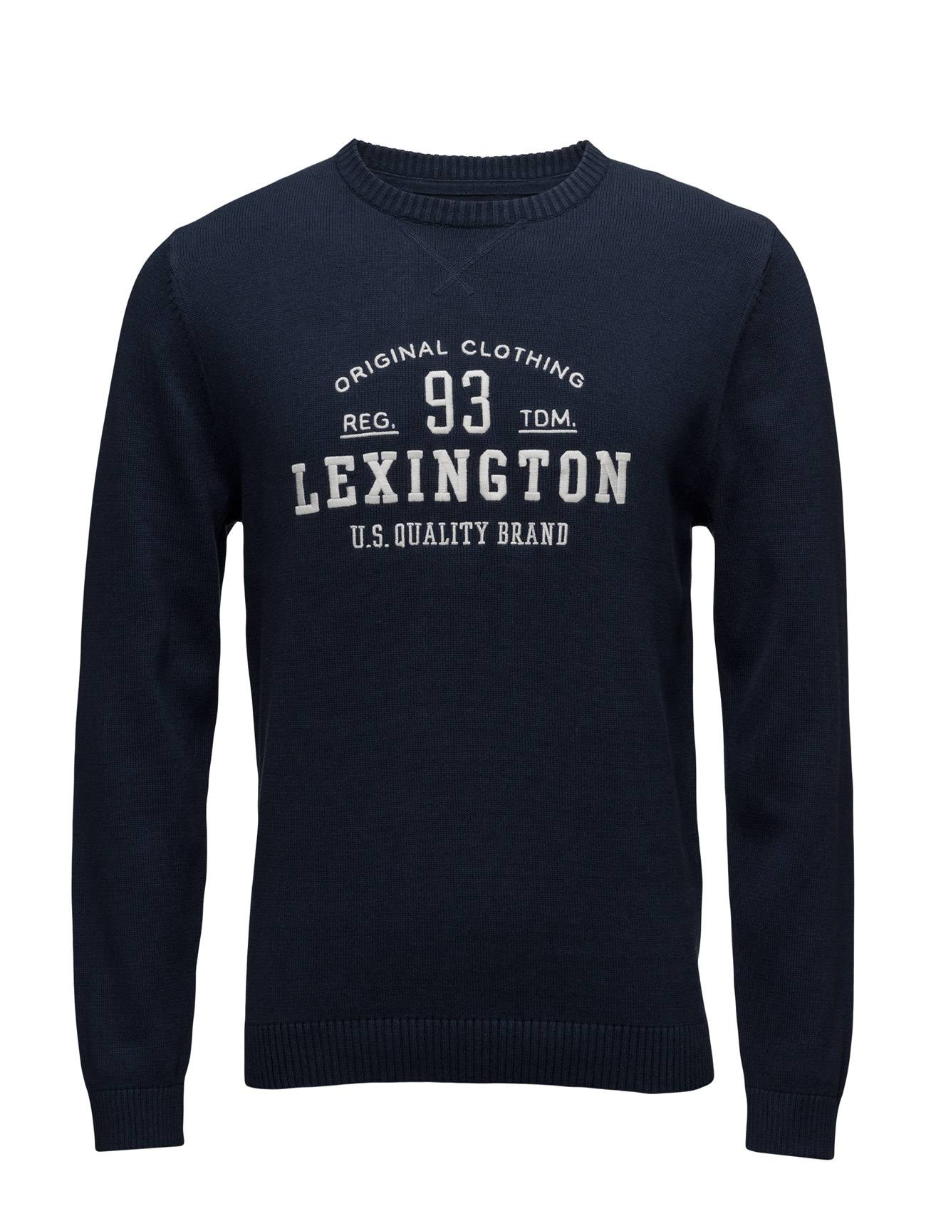 Lexington Company Nelson Knitted Sweatshirt