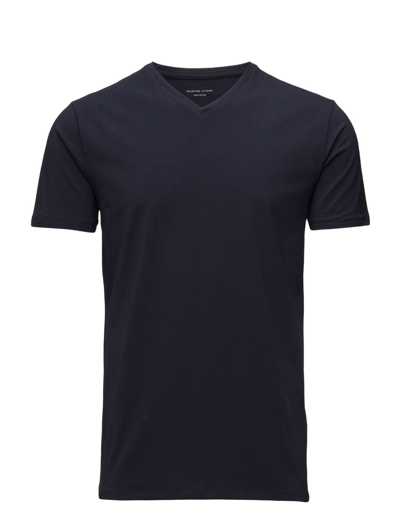 Selected Homme Shdpima Ss V-Neck Noos