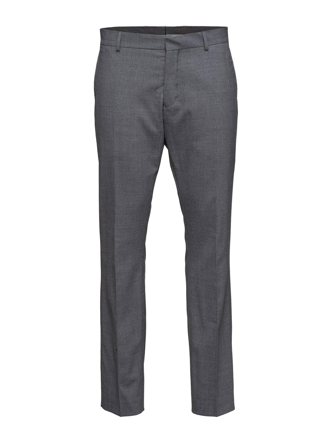 Selected Homme Shdone-Mylogib3 Grey Mix Trouser Noos