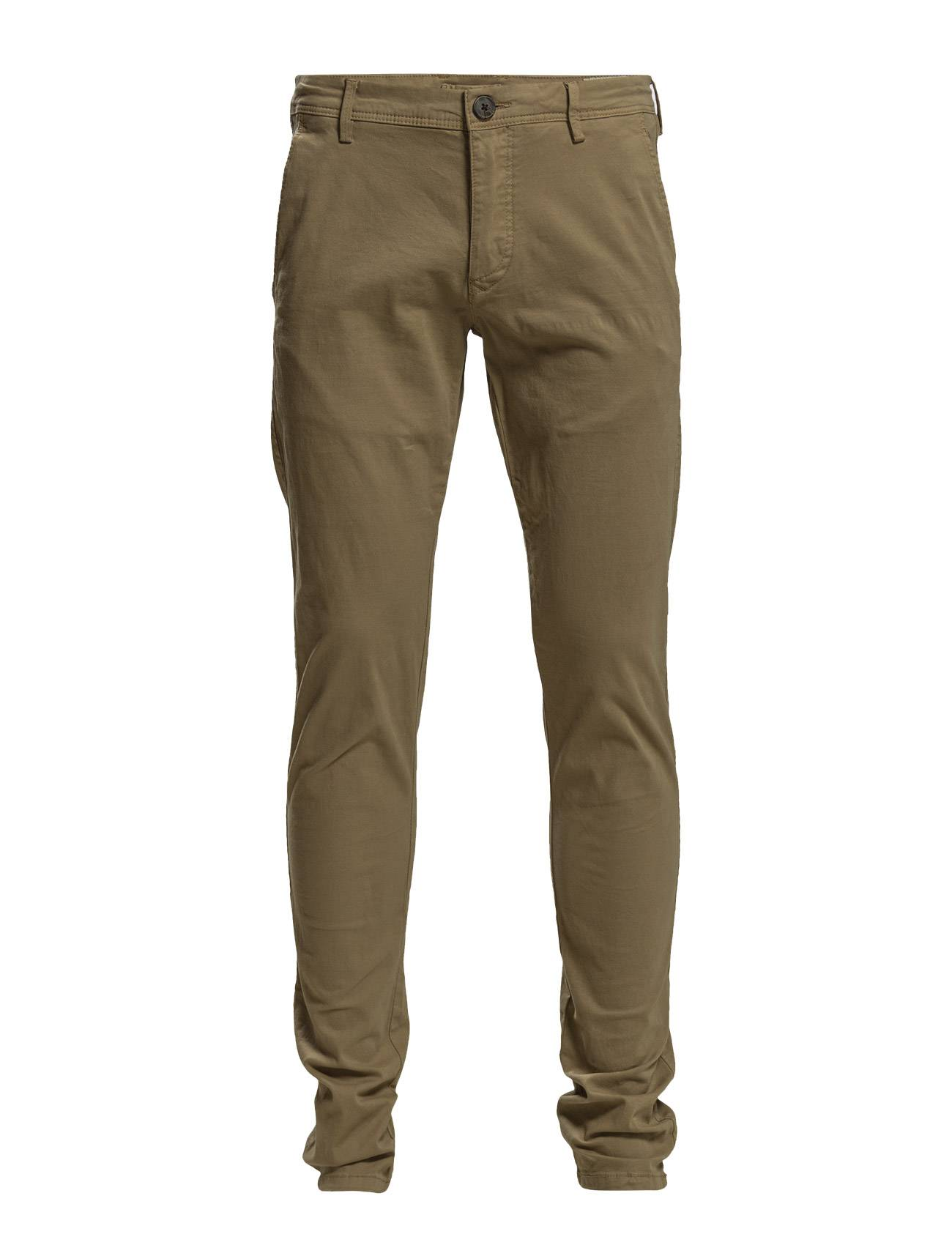 Selected Homme Shhoneluca Greige St Pants Noos