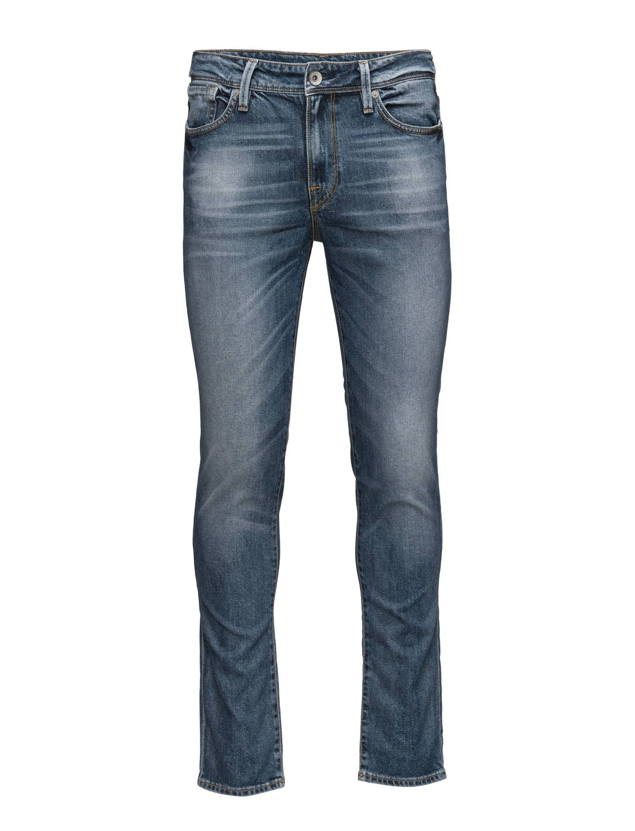 Selected Homme Shntwomario 1388 Mid.Blue St Jeans Noos