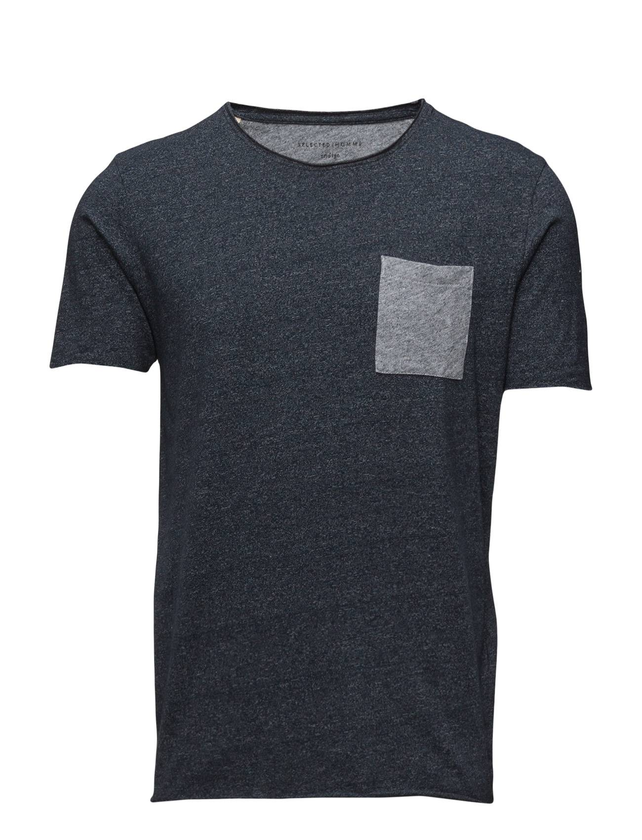 Selected Homme Shnchris Ss O-Neck Tee Noos