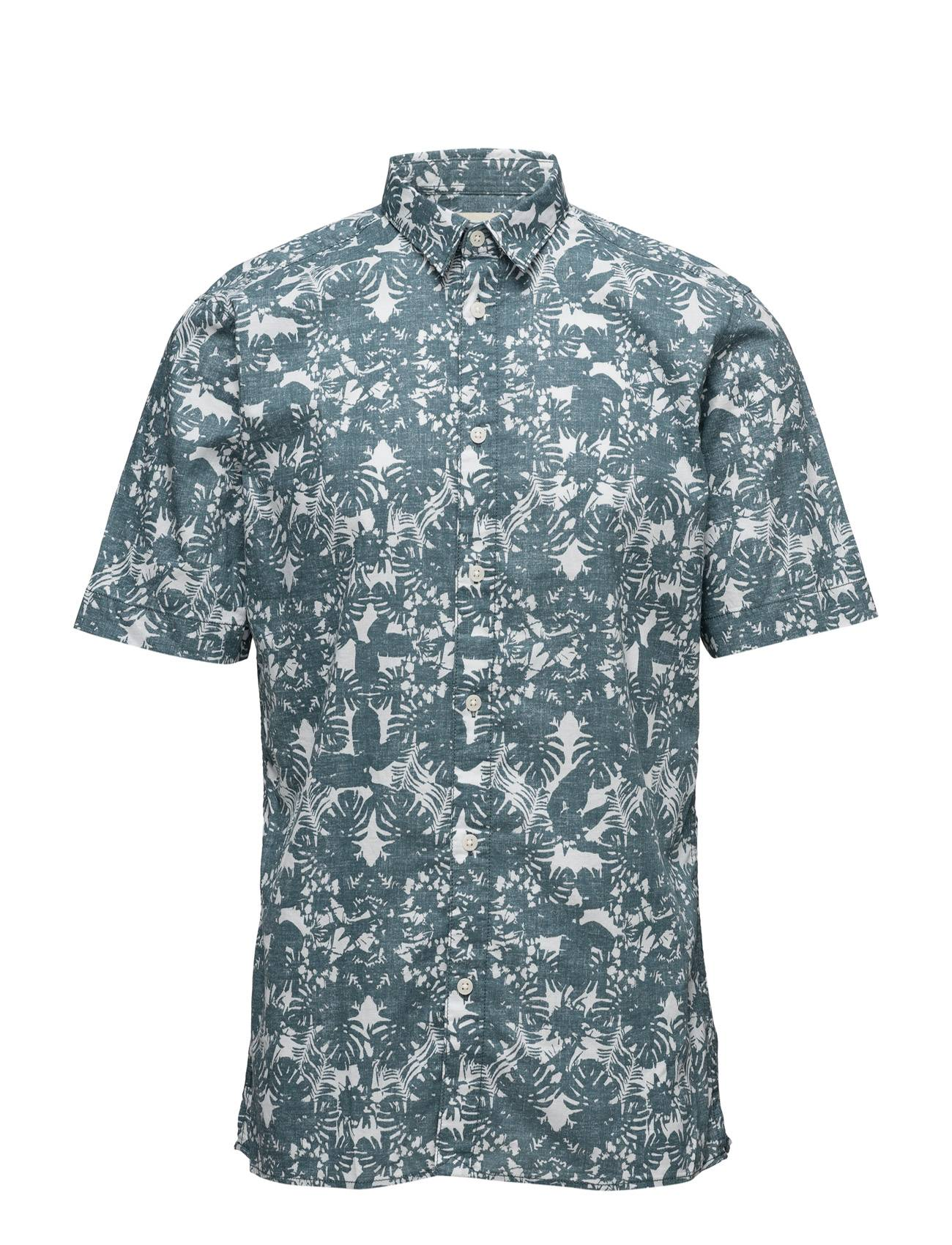 Selected Homme Shhtwosunset Shirt Ss