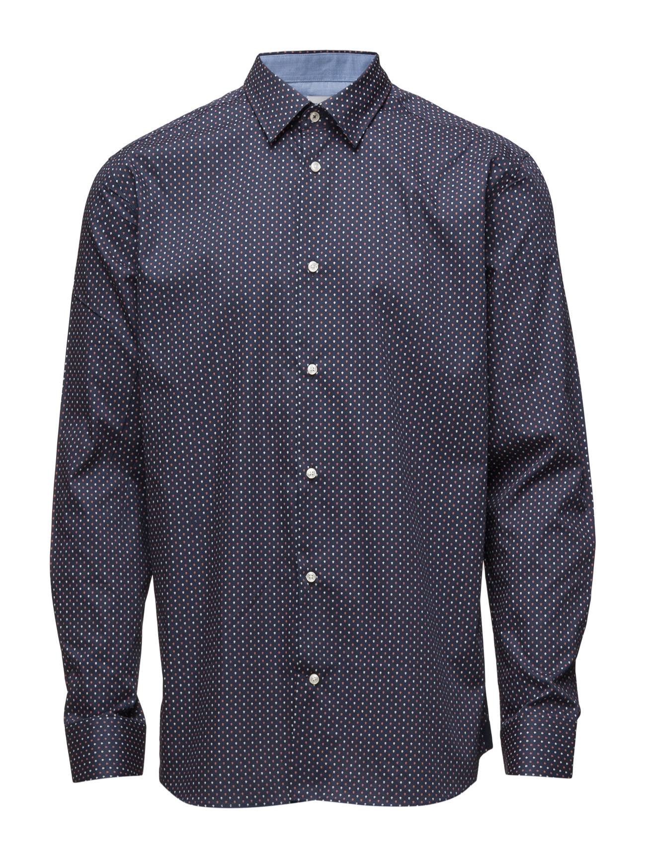 Selected Homme Shdtwojim Shirt Ls Sts