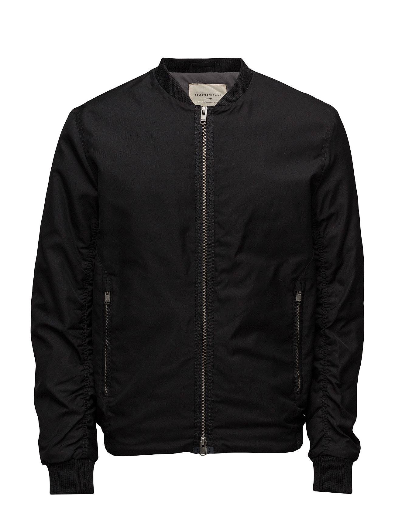 Selected Homme Shnnewlight Bomber Jacket