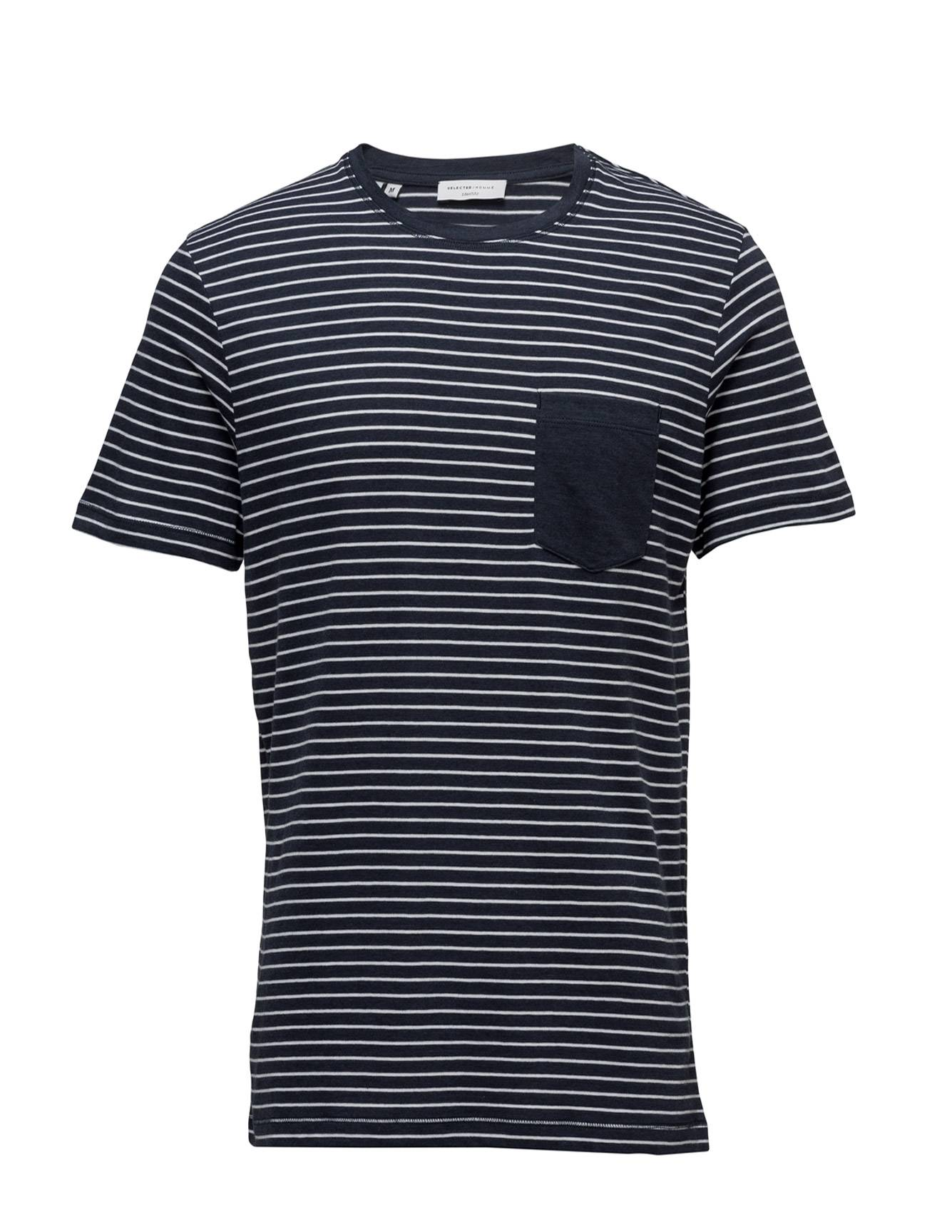 Selected Homme Shdivan Ss O-Neck Tee