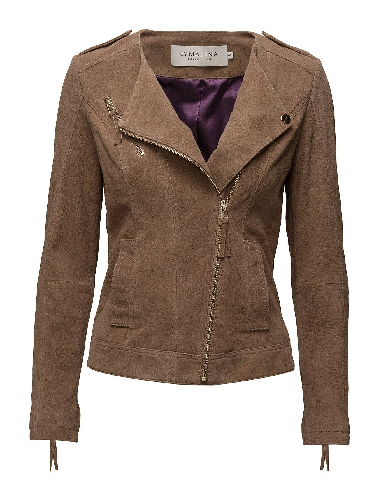 By Malina Chica Suede Jacket