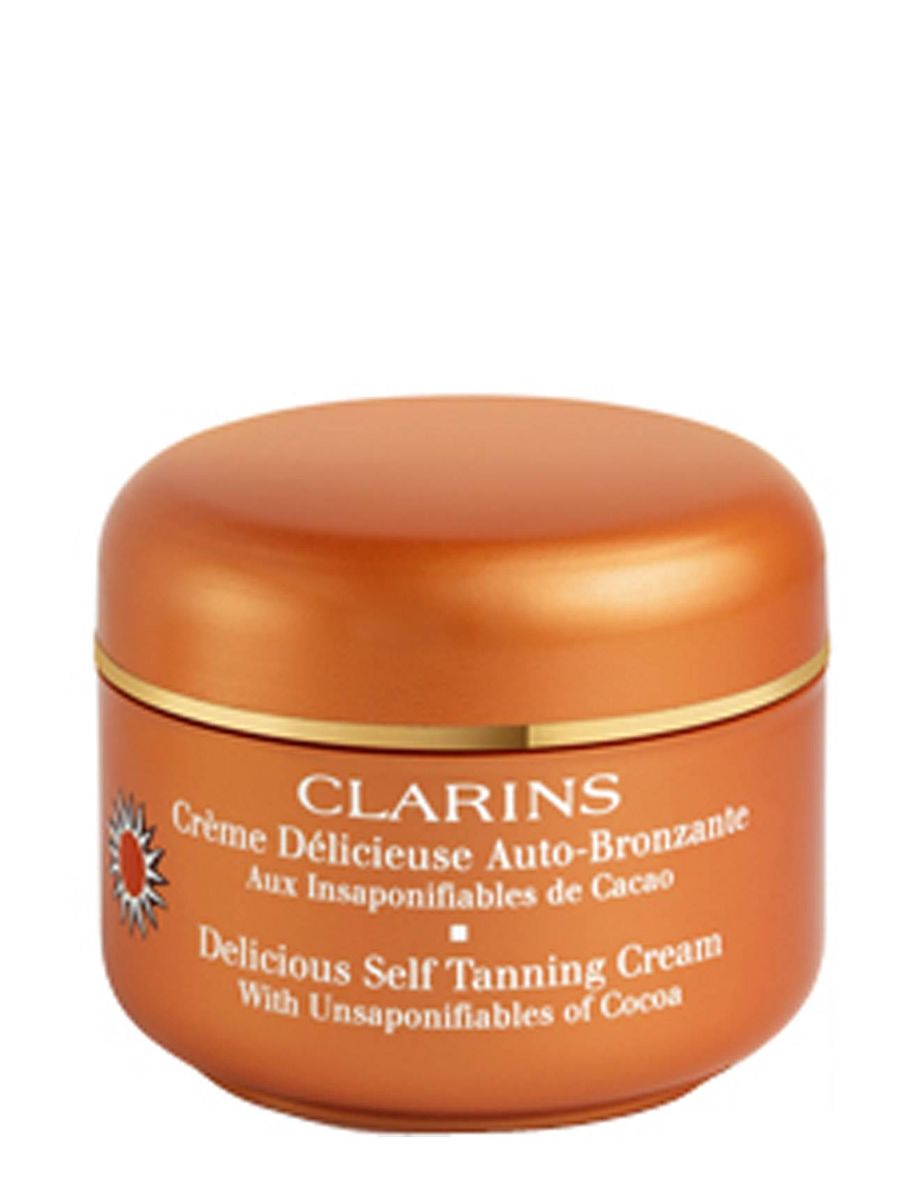 Clarins Self Tanners Delicious Self