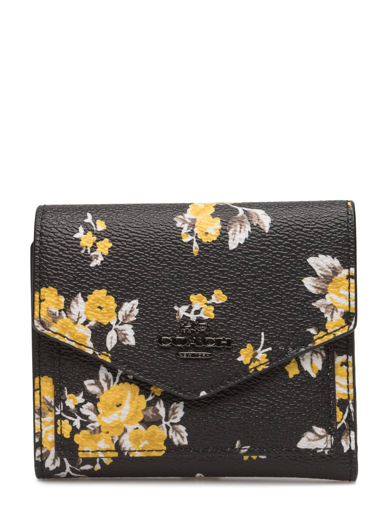 Coach Print Small Wallet
