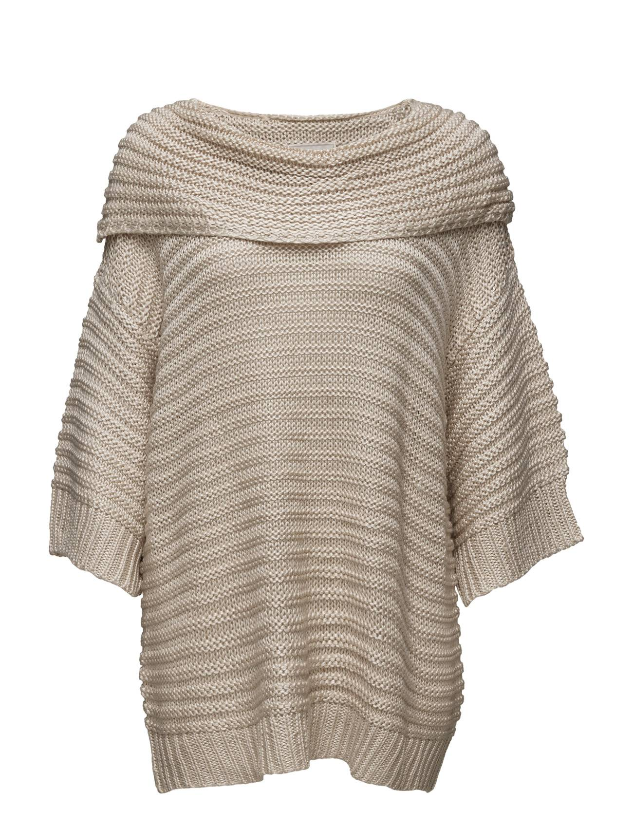 Cream Michelle Knit Pullover