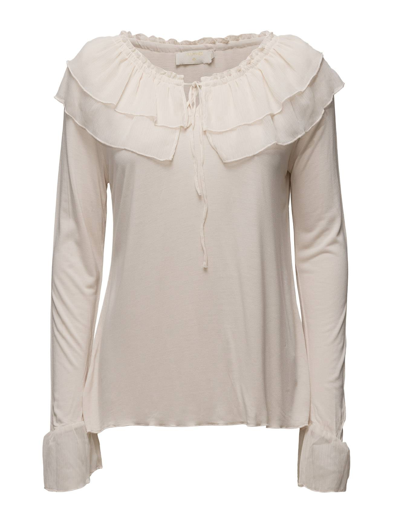 Cream Lucy Blouse