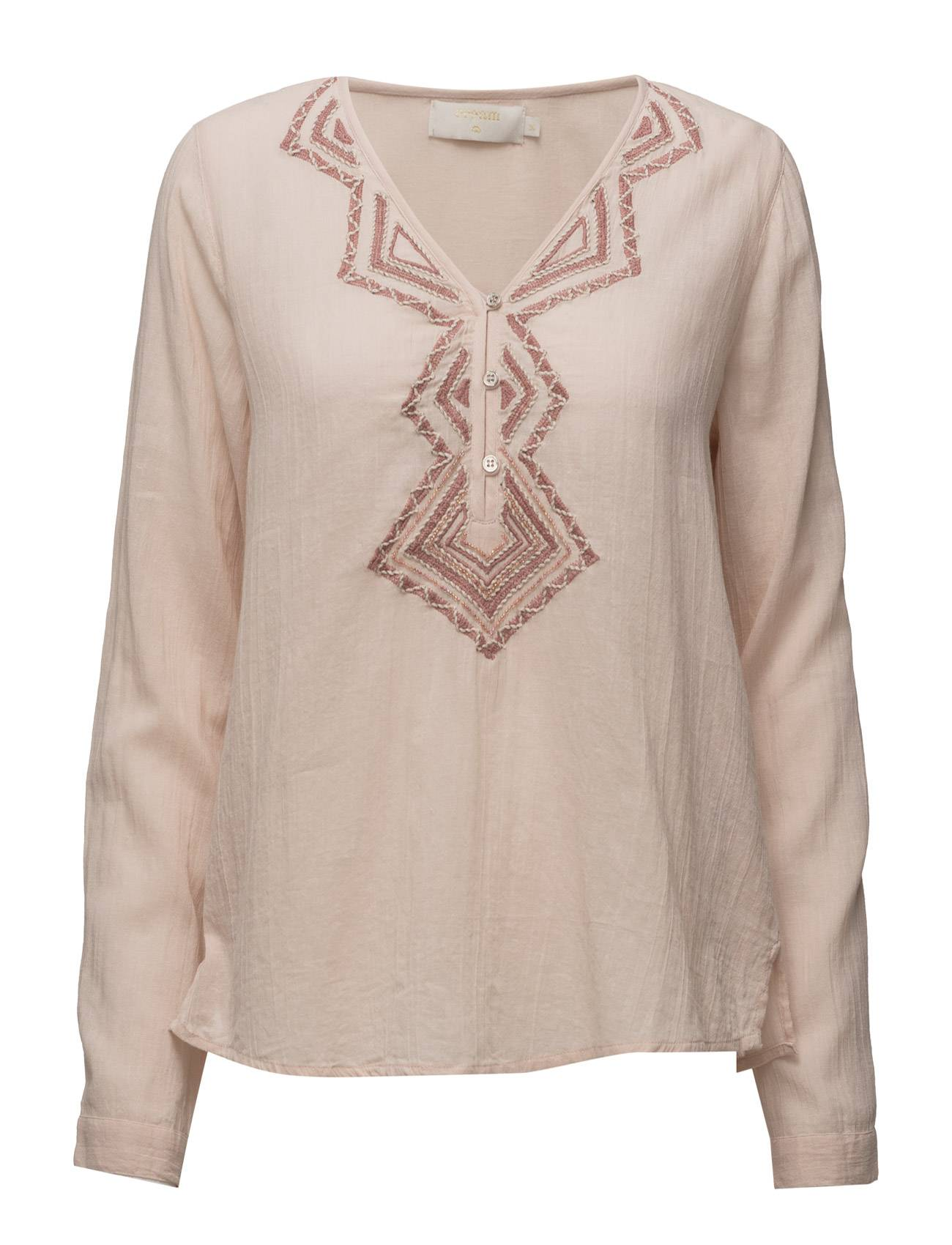 Cream Lina Blouse