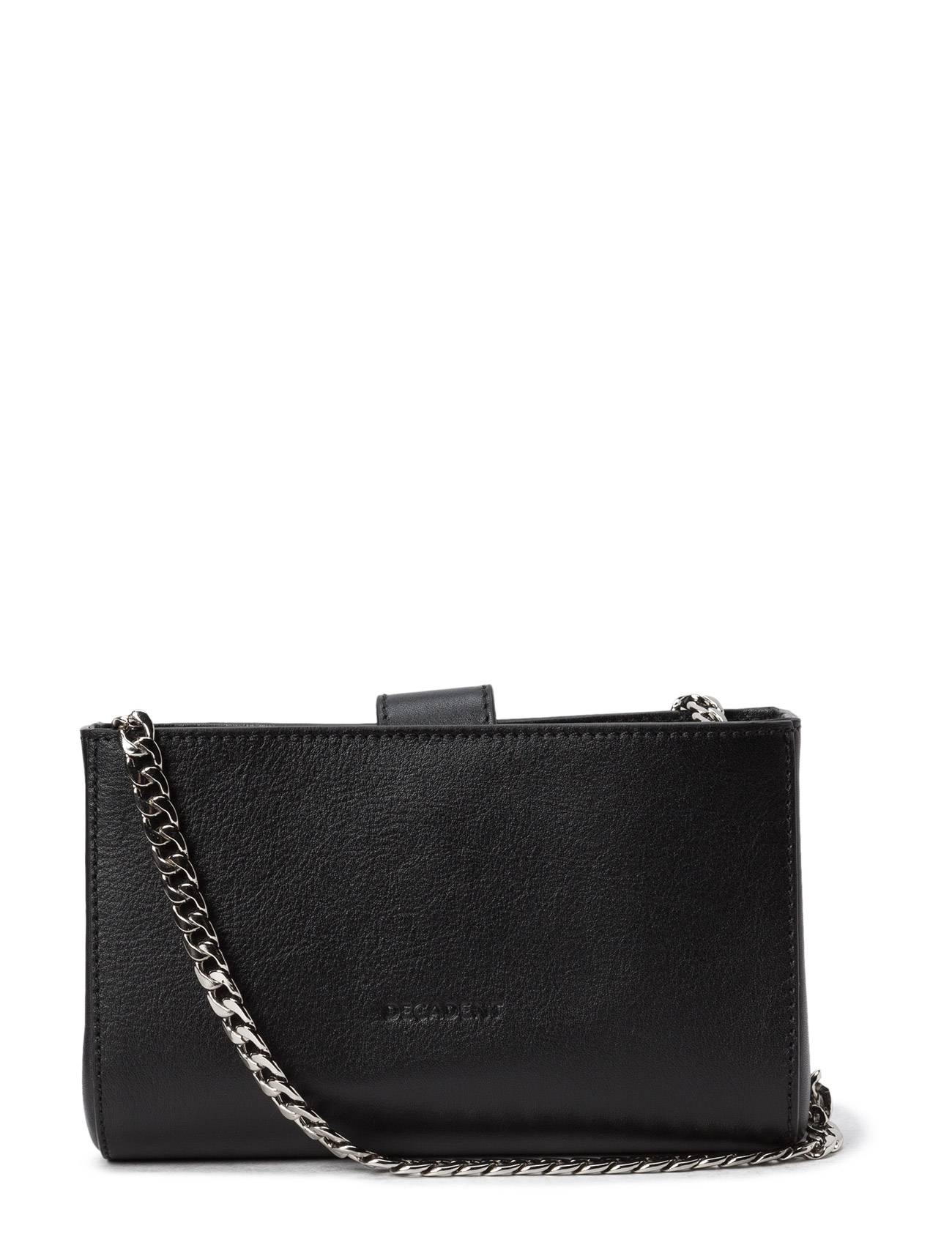 Decadent Tiny Open Cross Body With Chain