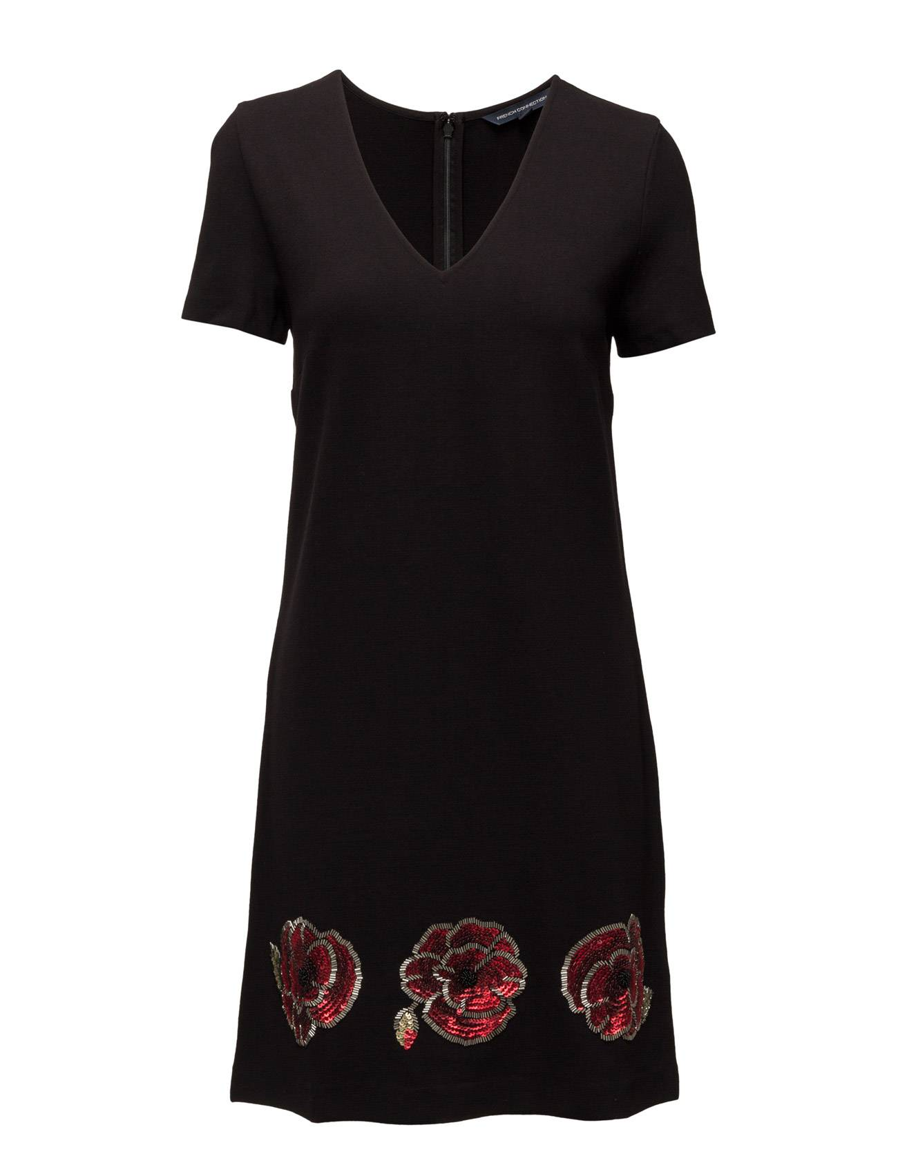 French Connection Camilla Gloss Ss Tunic Dress