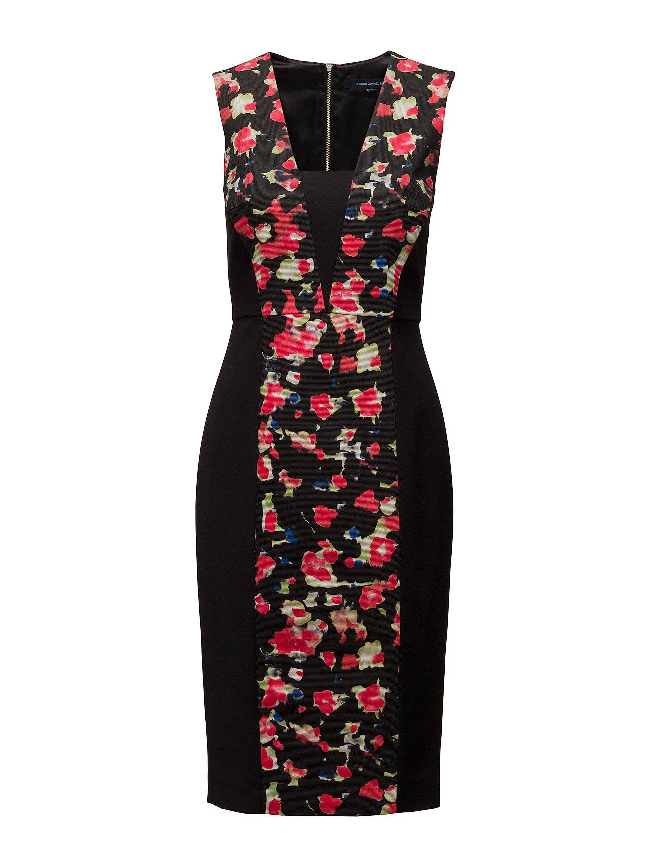 French Connection Bella Ottoman S/Lss Dress