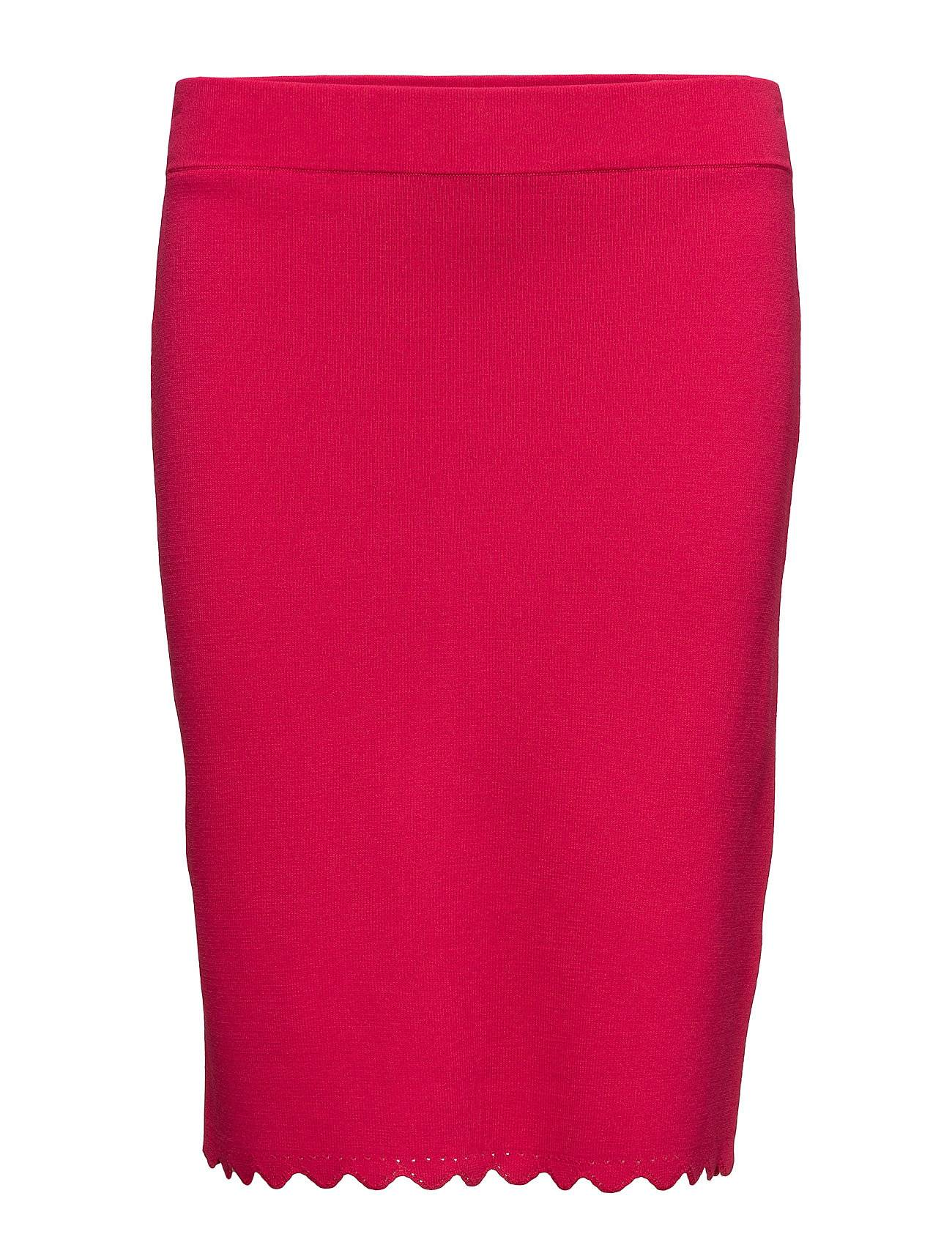 French Connection Lela Crepe Knits Pencil Skirt