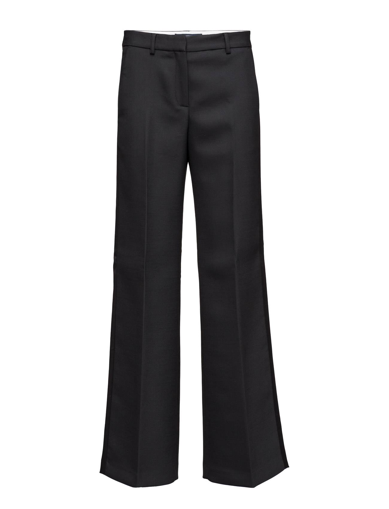 French Connection Talulah Tuxedo Wide Leg Trsr