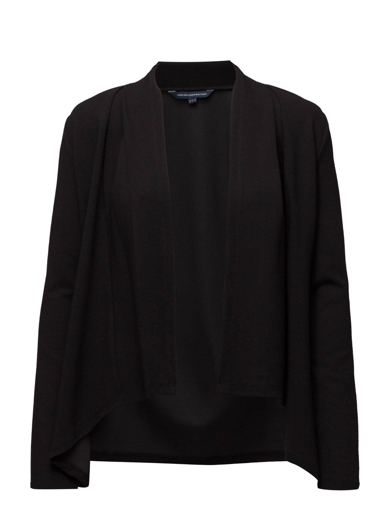 French Connection Josie Jersey Drape Front Jckt
