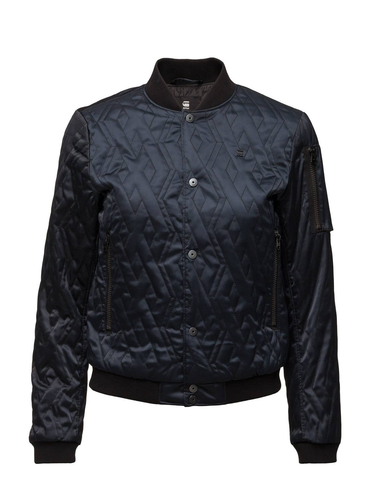 G-star Quilted Bomber Wmn L