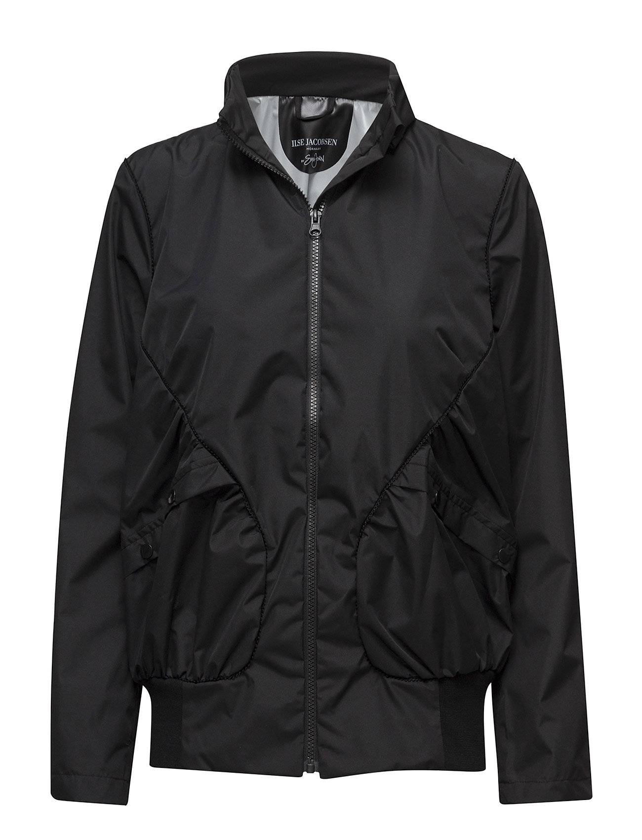 Ilse Jacobsen by Emma Jorn Womens Rain Jacket
