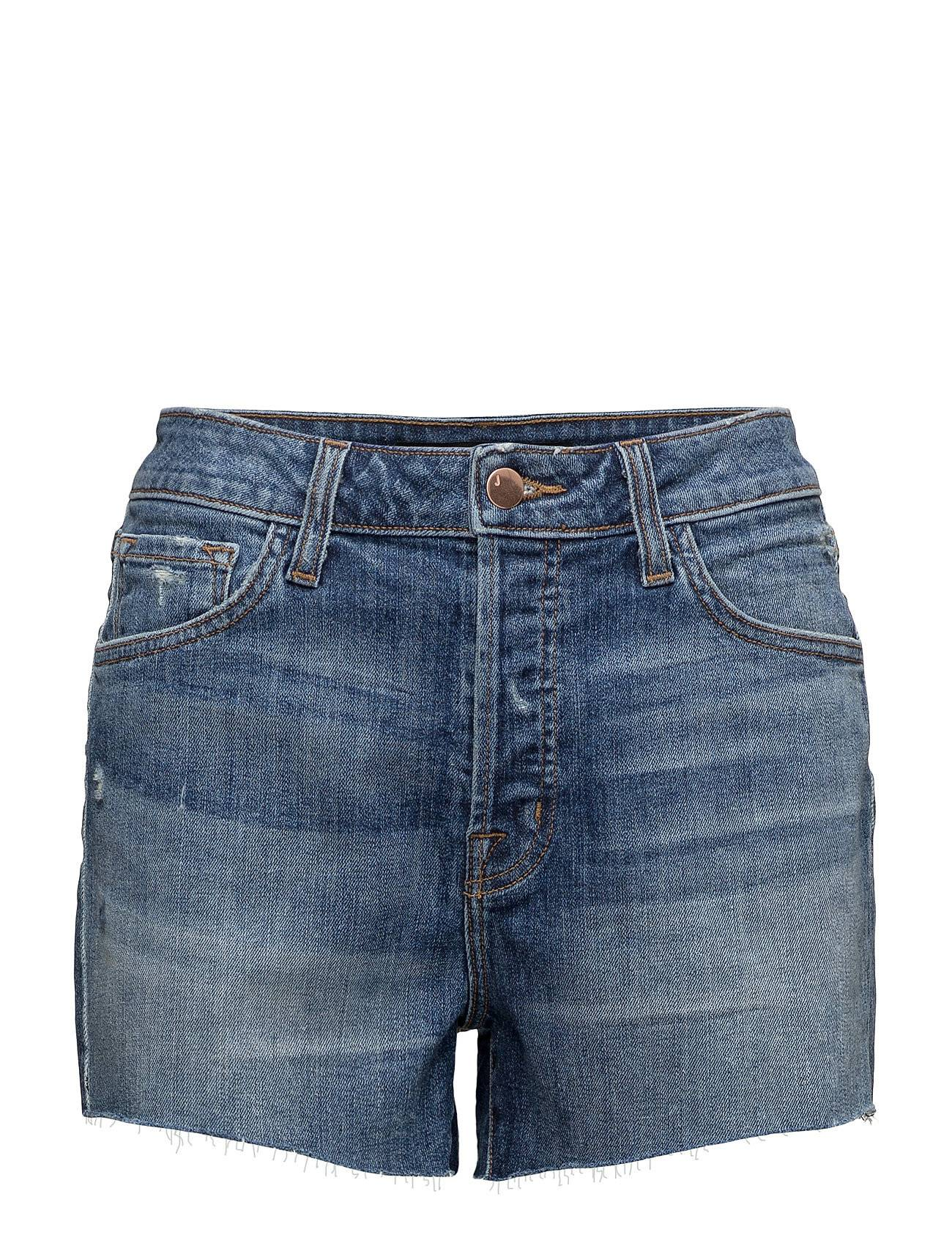 J brand T155raw Gracie High Rise Short