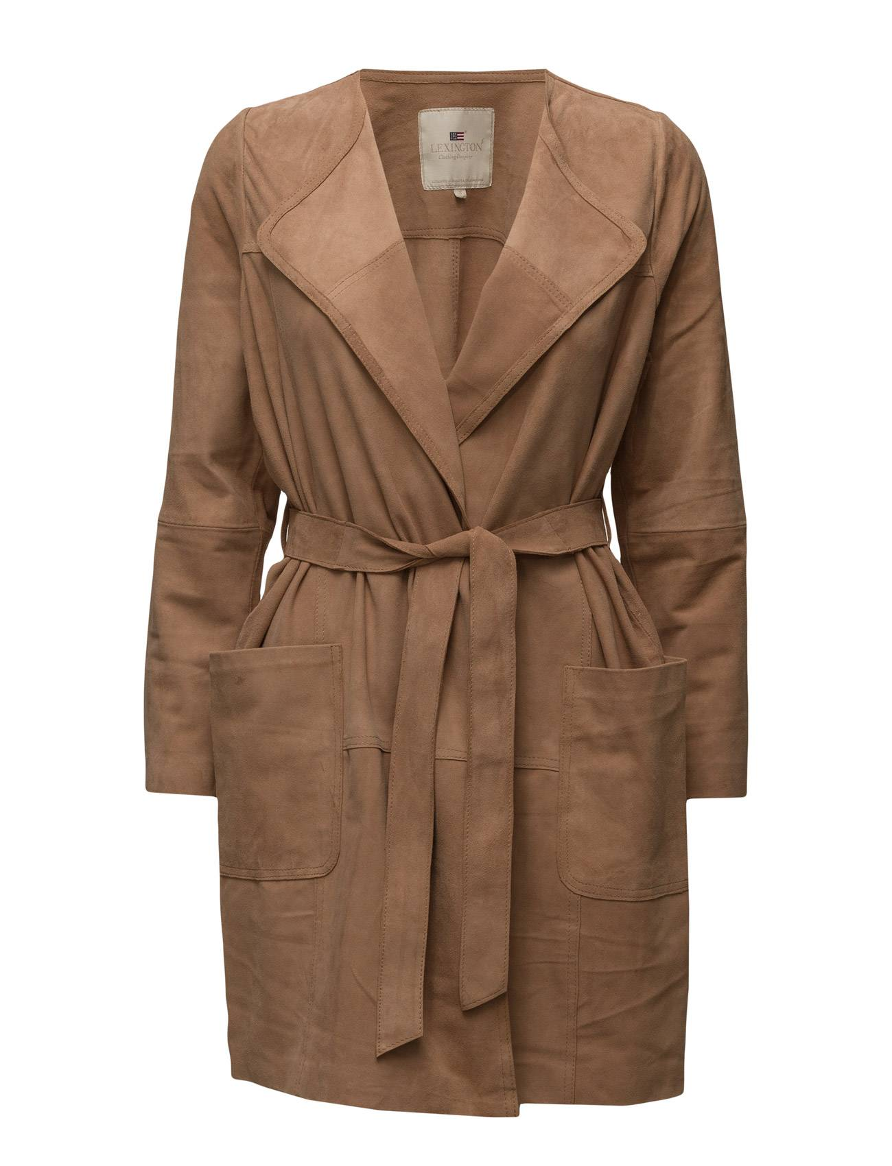 Lexington Company Callie Suede Coat