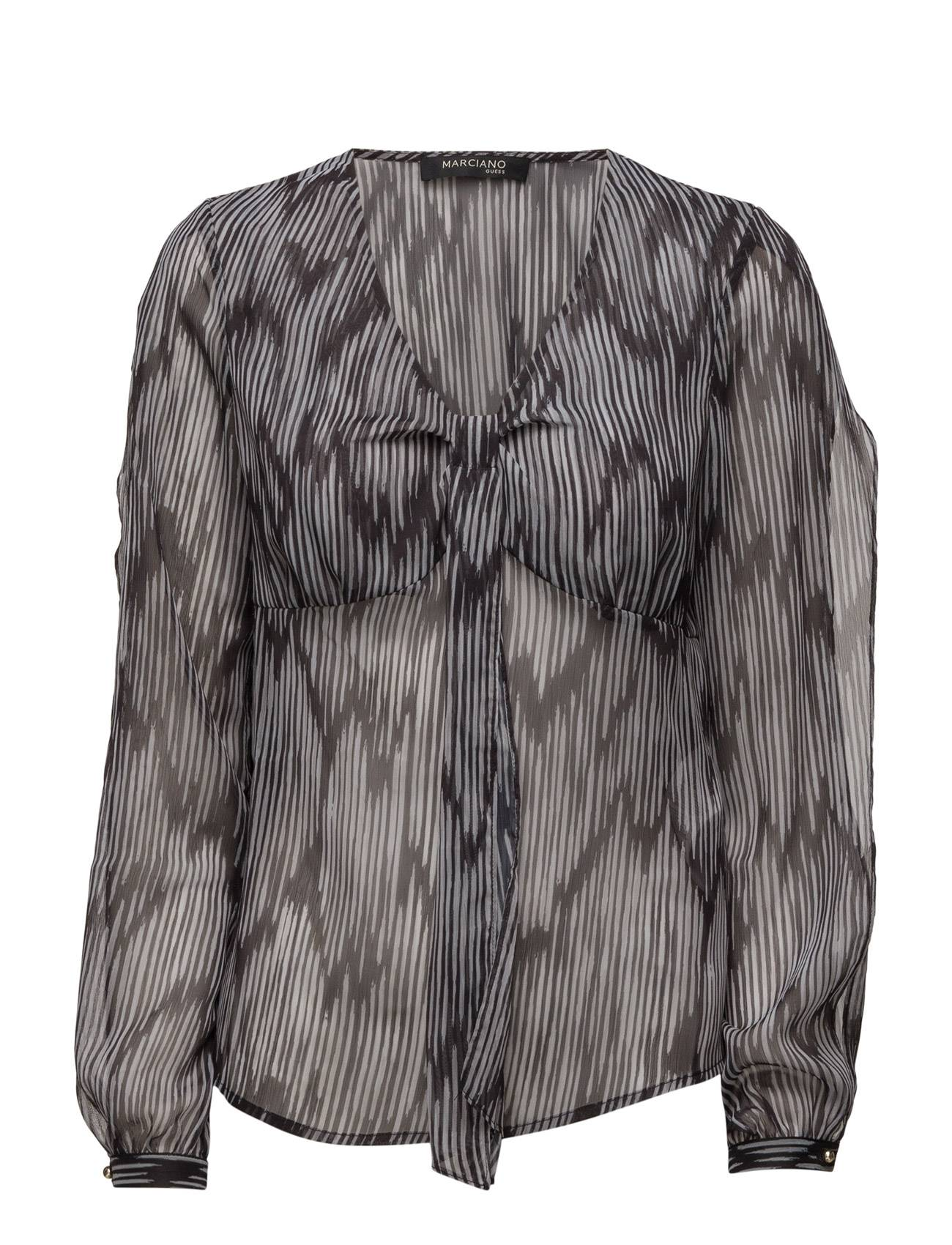 Marciano by GUESS Shirt Optical Crinkle