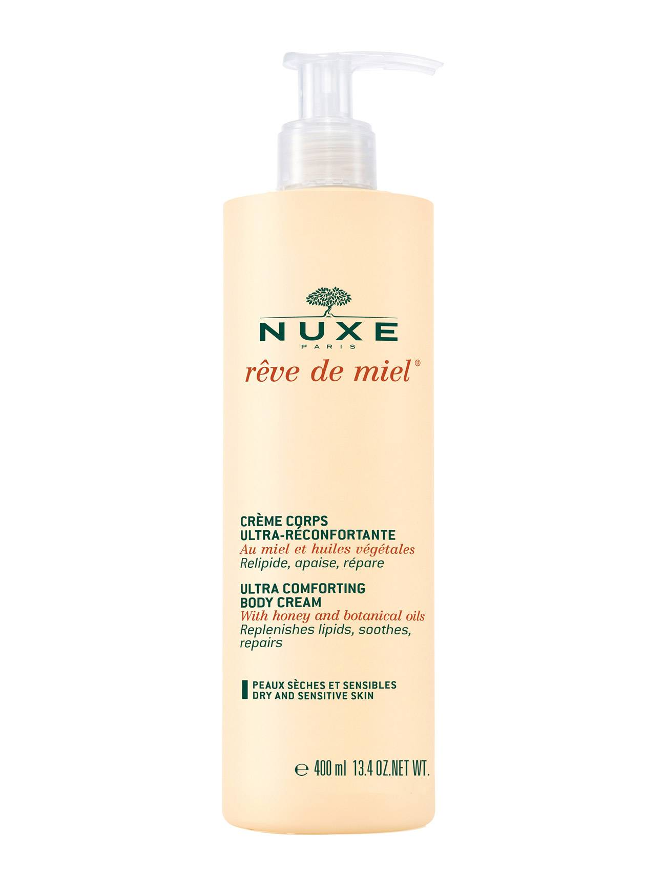 NUXE Creme Corps Ultra-Reconfortante 400 Ml