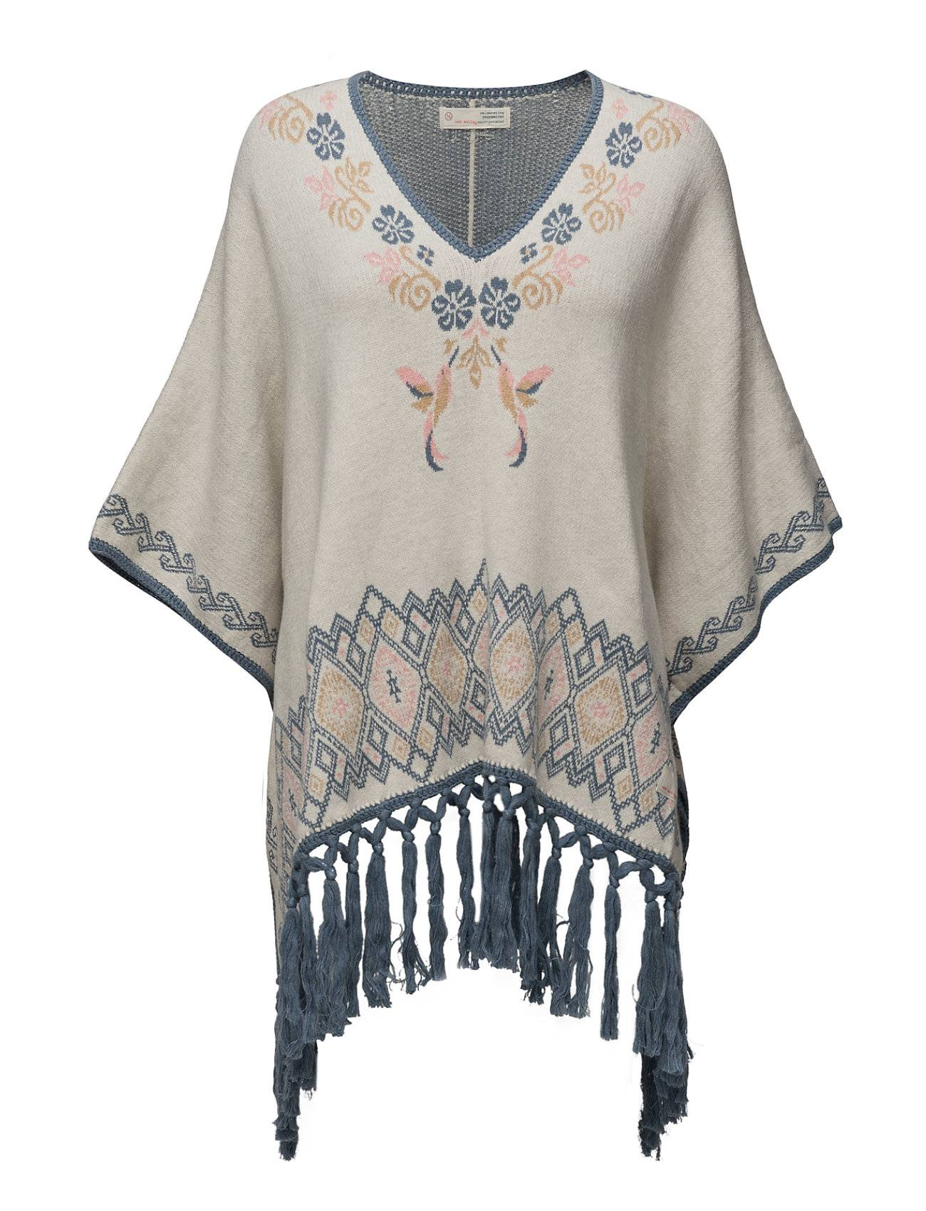 ODD MOLLY Tropical Heat Poncho