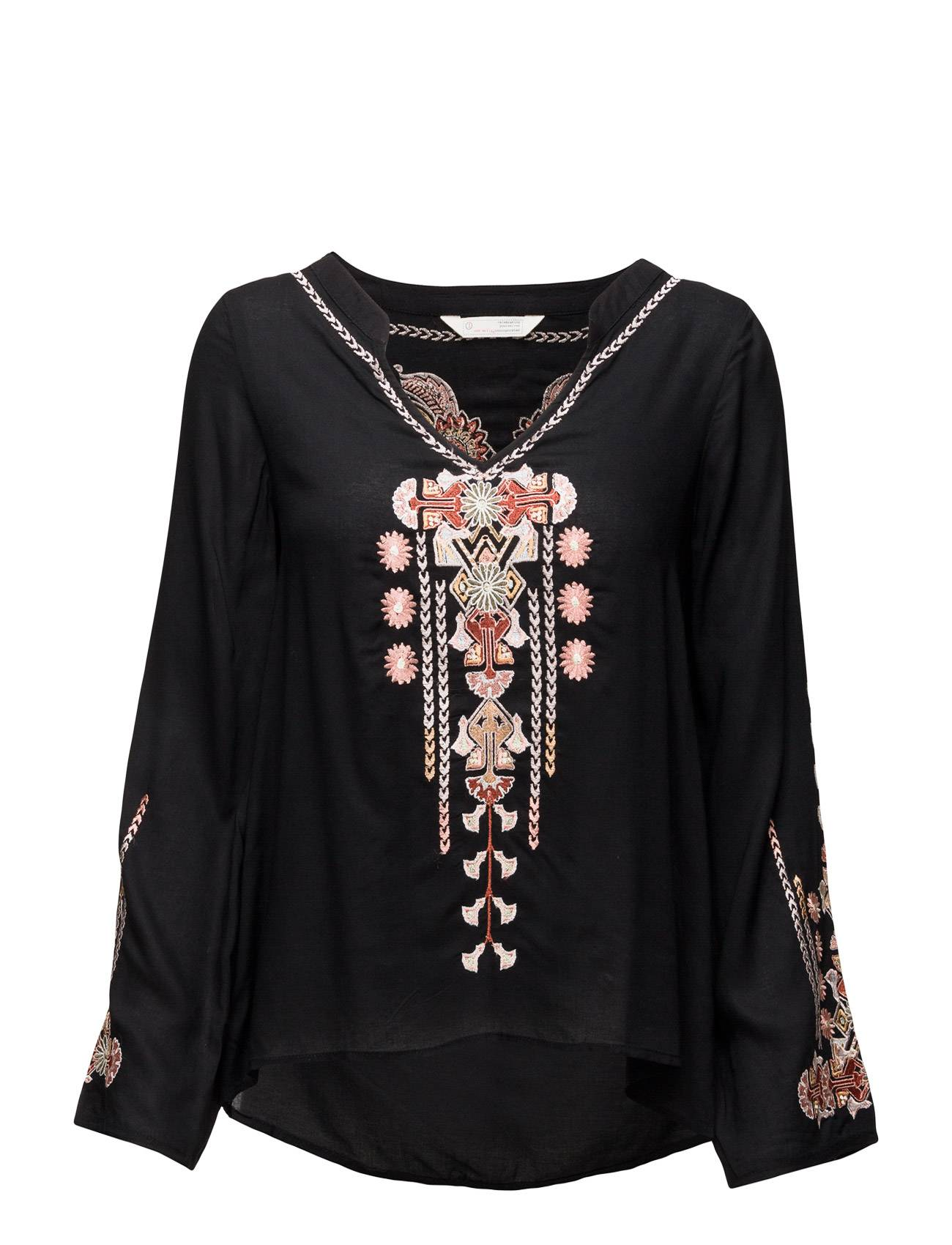 ODD MOLLY Ticket To Ride L/S Blouse