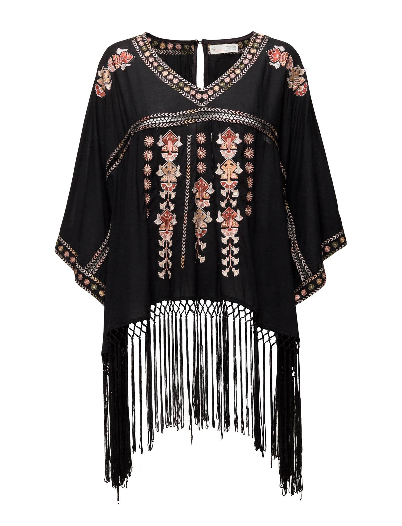 ODD MOLLY Ticket To Ride Poncho