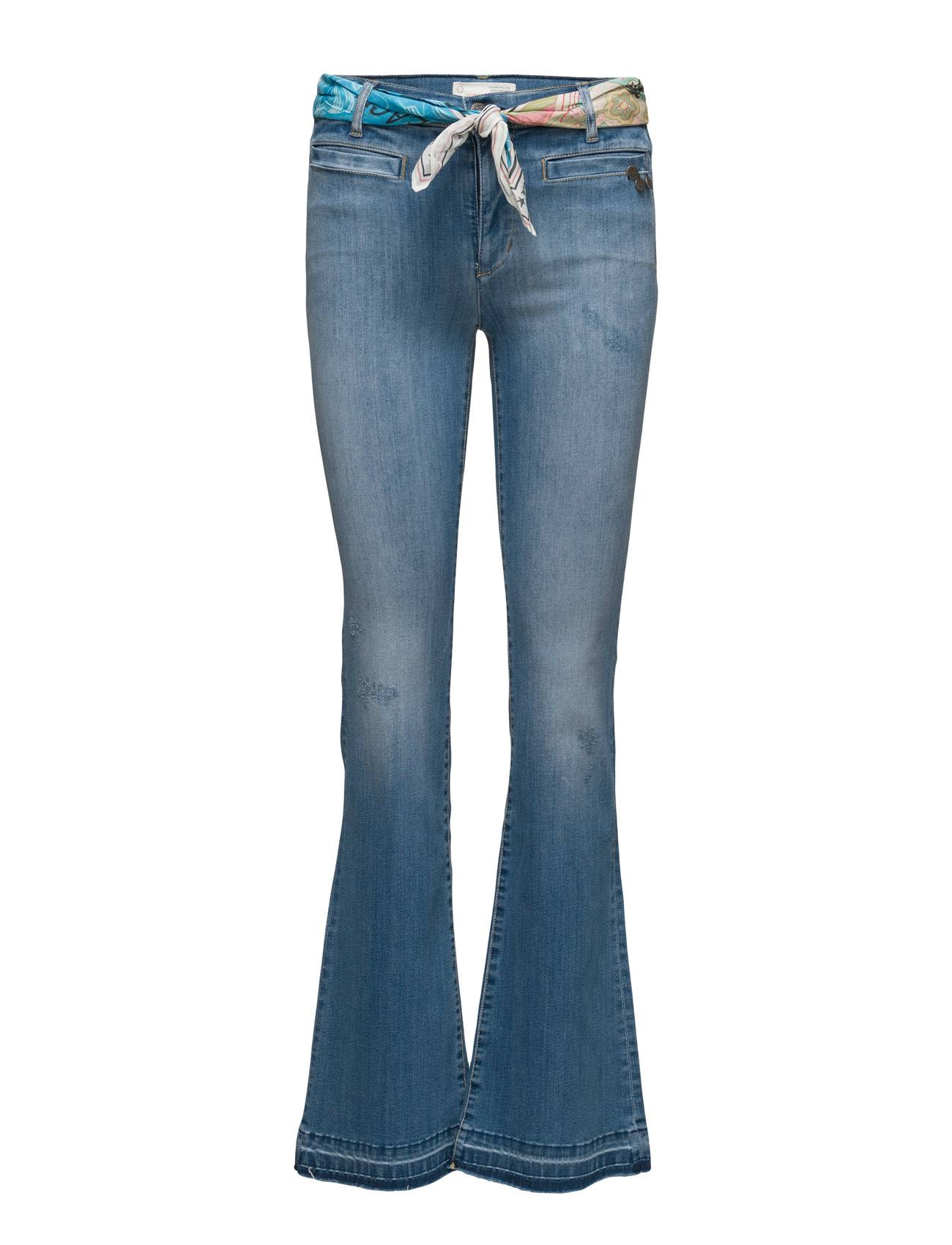 ODD MOLLY Janis Stretch Flare Jean