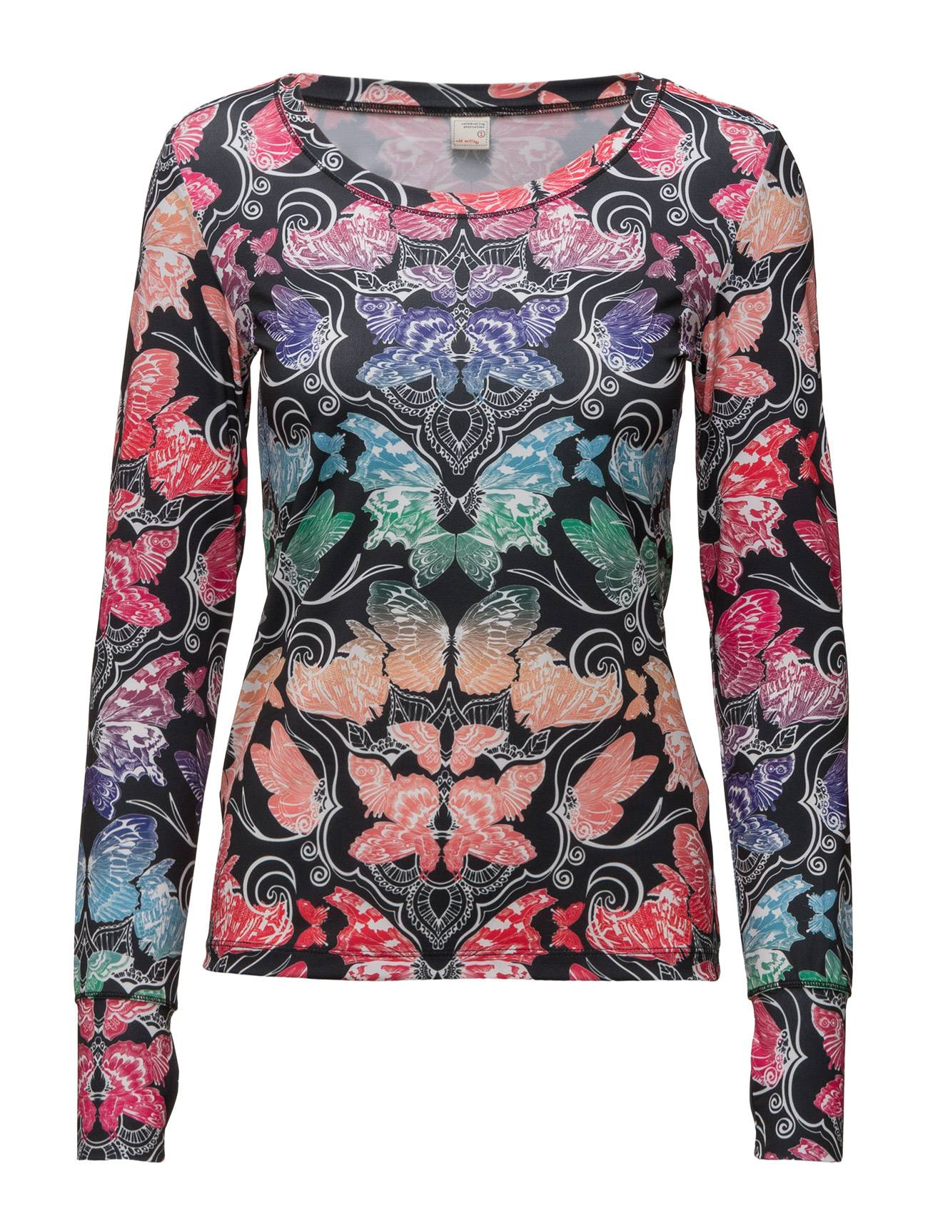 ODD MOLLY ACTIVE WEAR Upbeat L/S Top