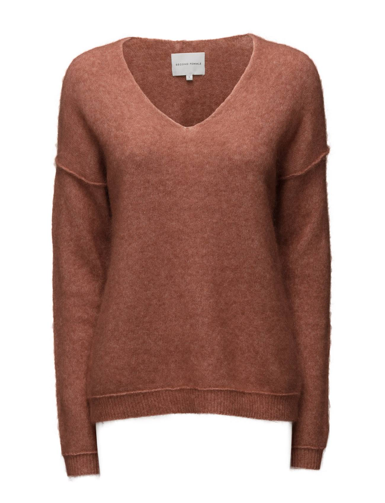 Second Female Brook Knit V Neck