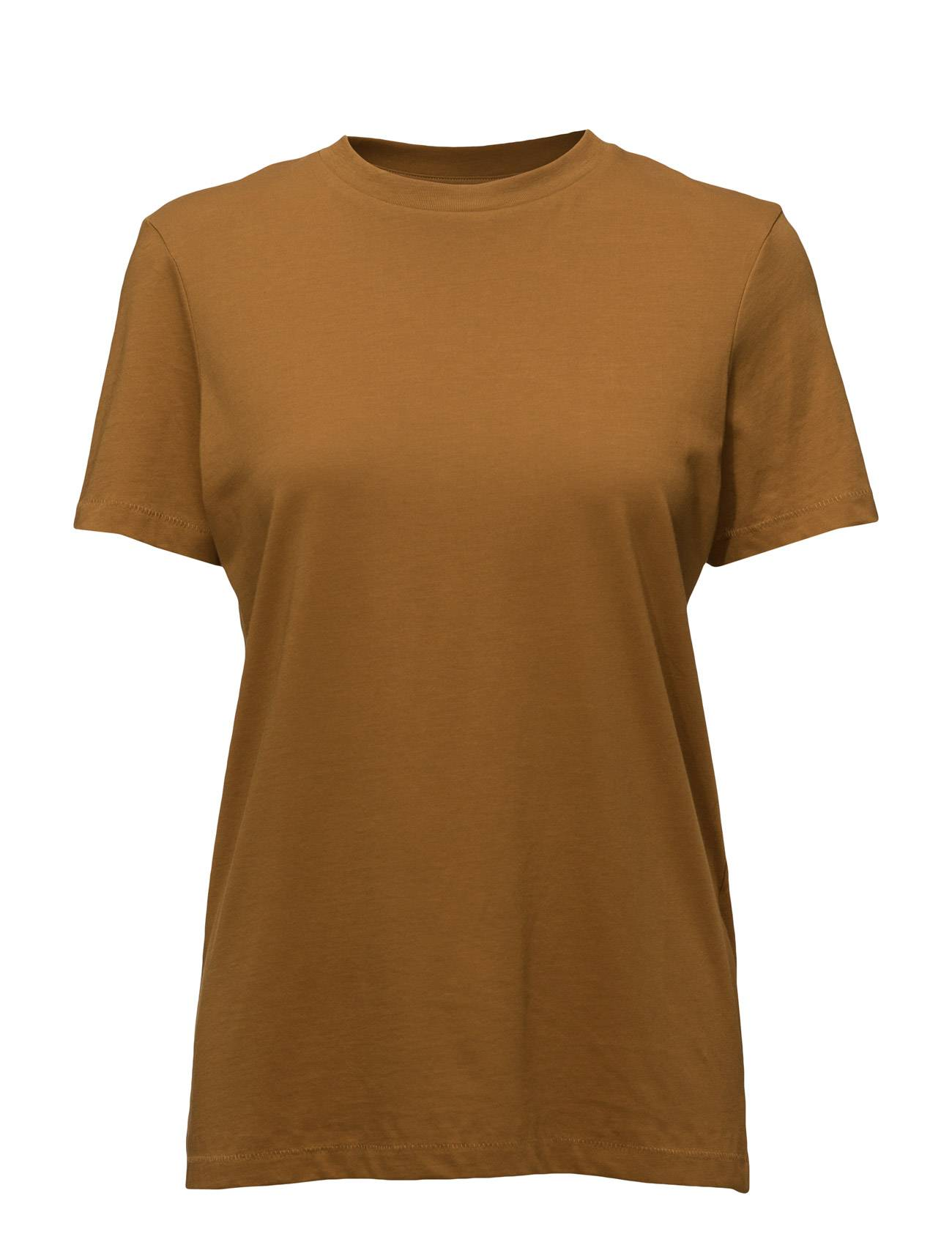 Selected Femme Sfmy Perfect Ss Tee - Box Cut Color
