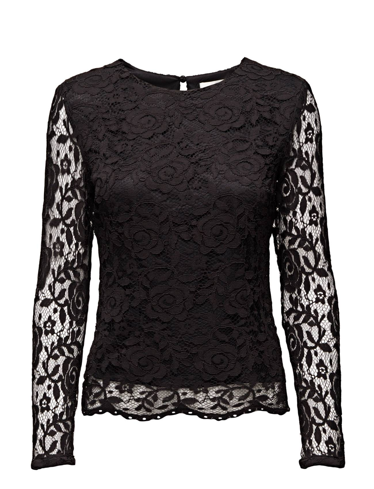 Selected Femme Sfcharlotte Ls Lace Top