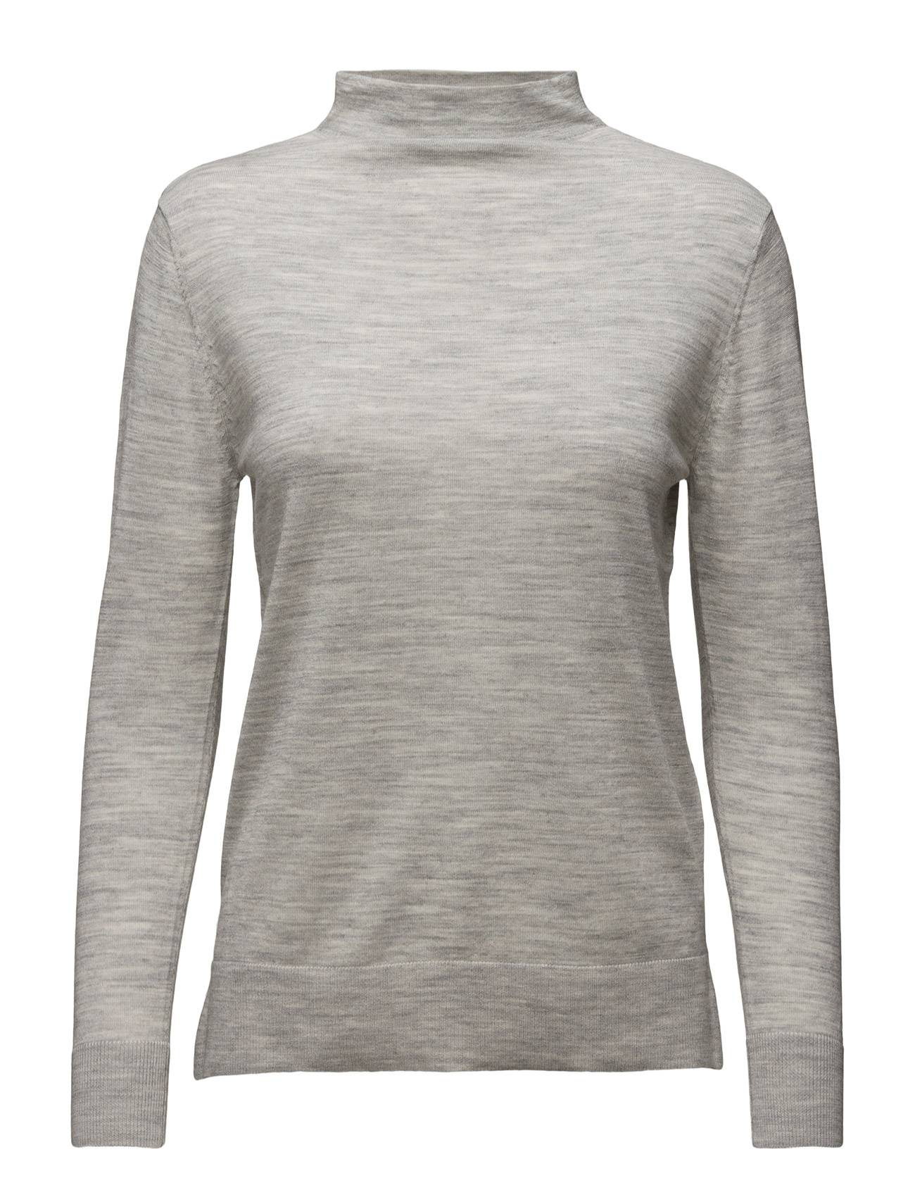 Selected Femme Sfmero New Ls Knit T-Neck Pullover