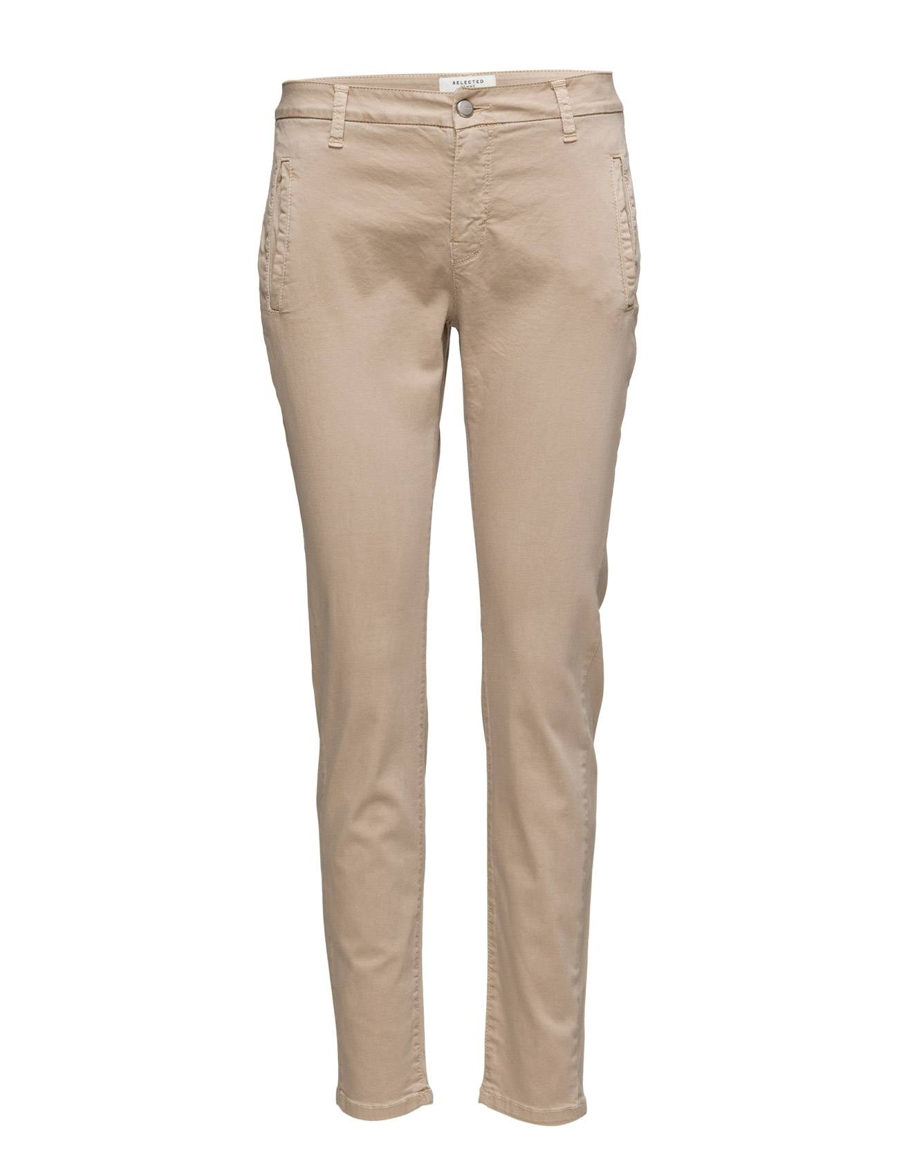 Selected Femme Sfingrid Mr 2 Tapered Chino Nomad Noos